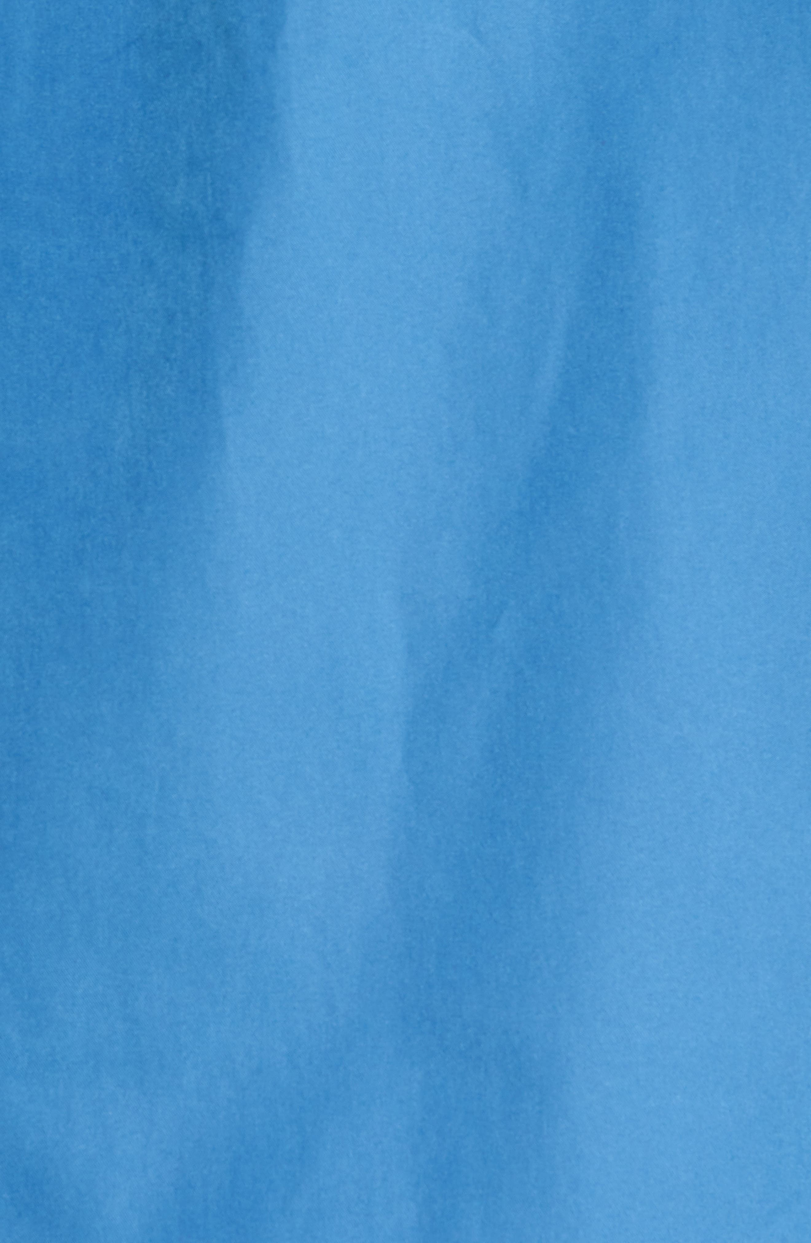 Paul&Shark Water Repellent Microfiber Jacket,                             Alternate thumbnail 5, color,                             Blue