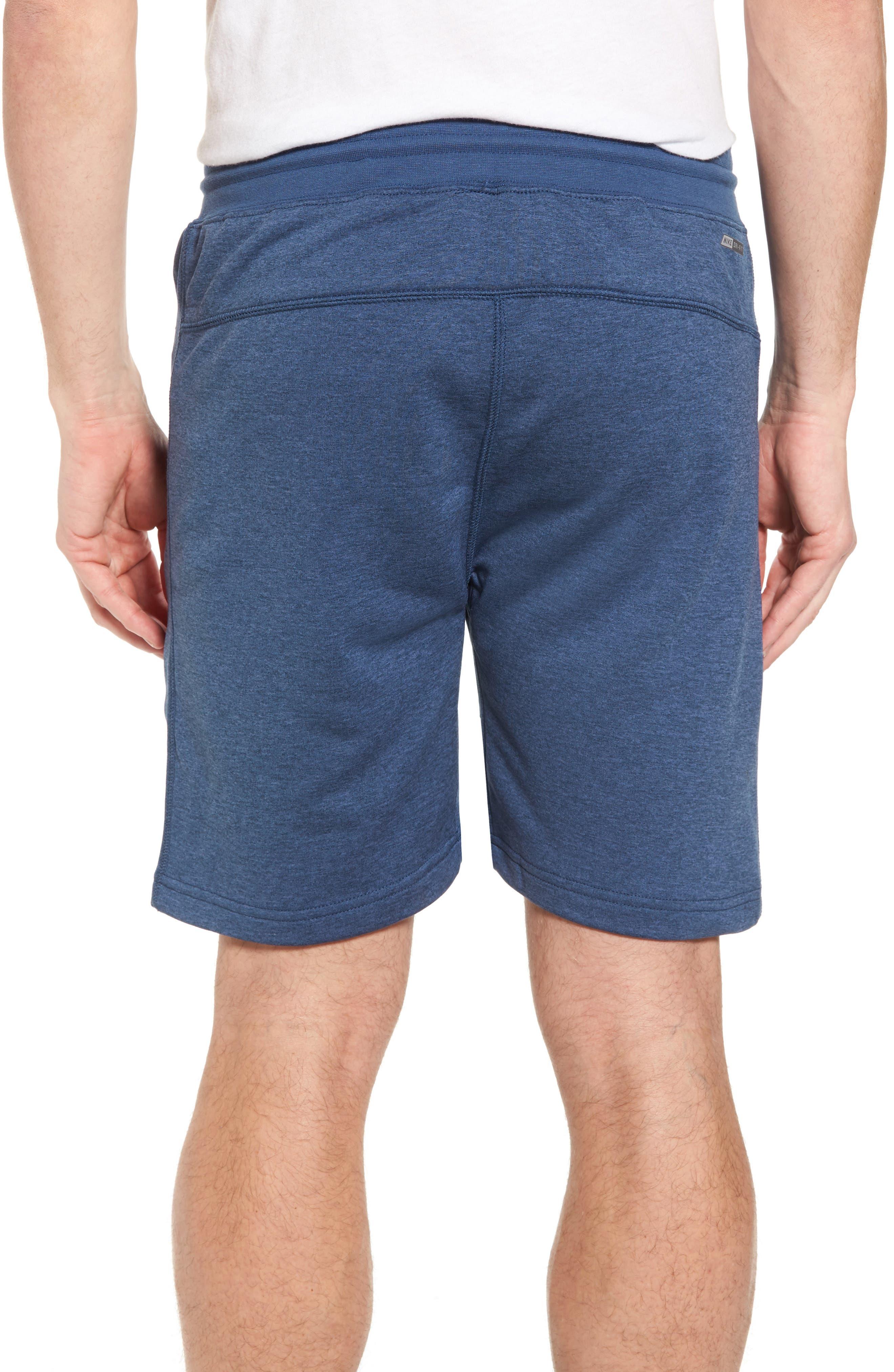 Dri-FIT Solar Shorts,                             Alternate thumbnail 2, color,                             Squadron Blue