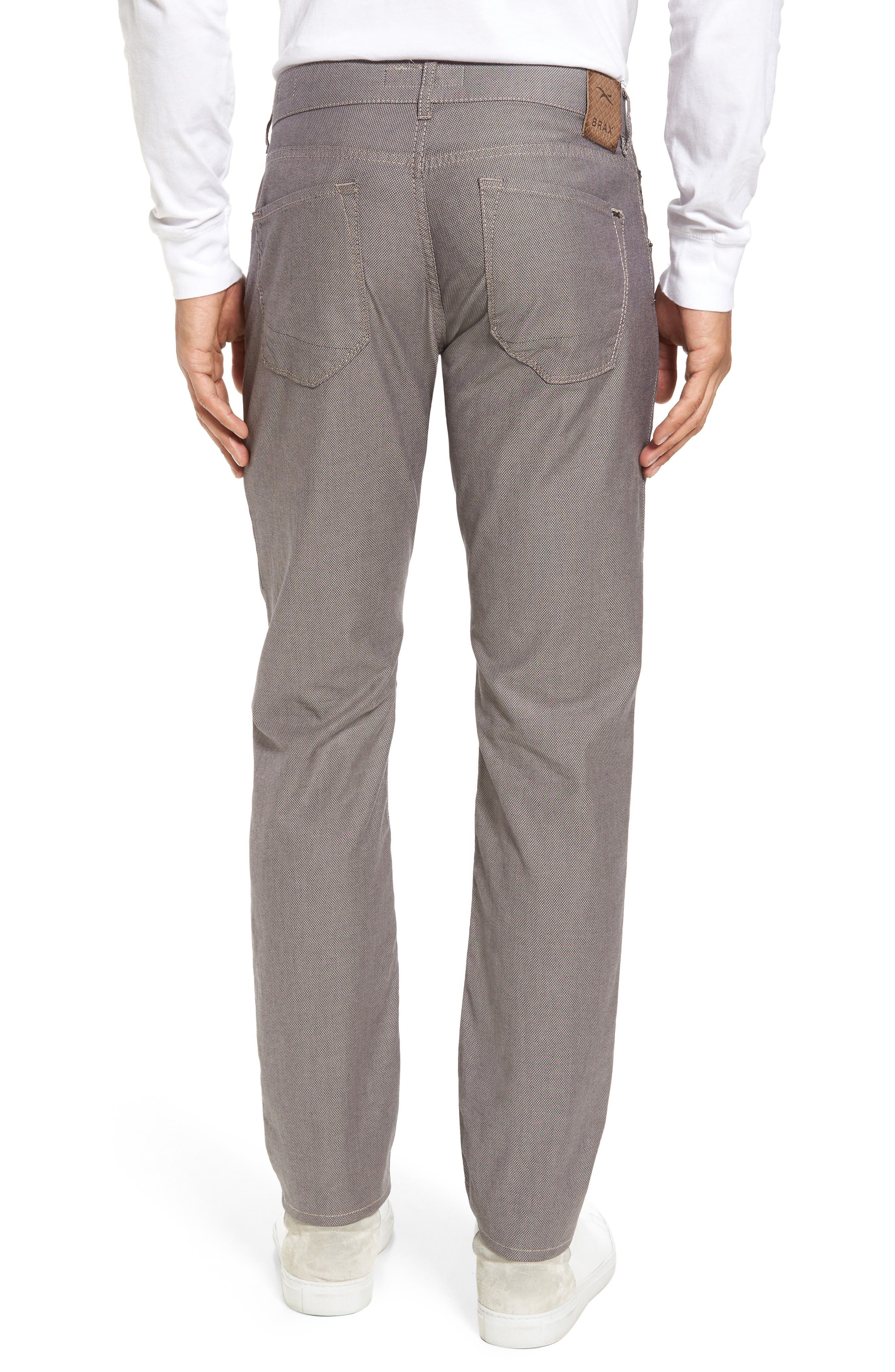 Chuck Stretch Cotton Pants,                             Alternate thumbnail 2, color,                             Beige