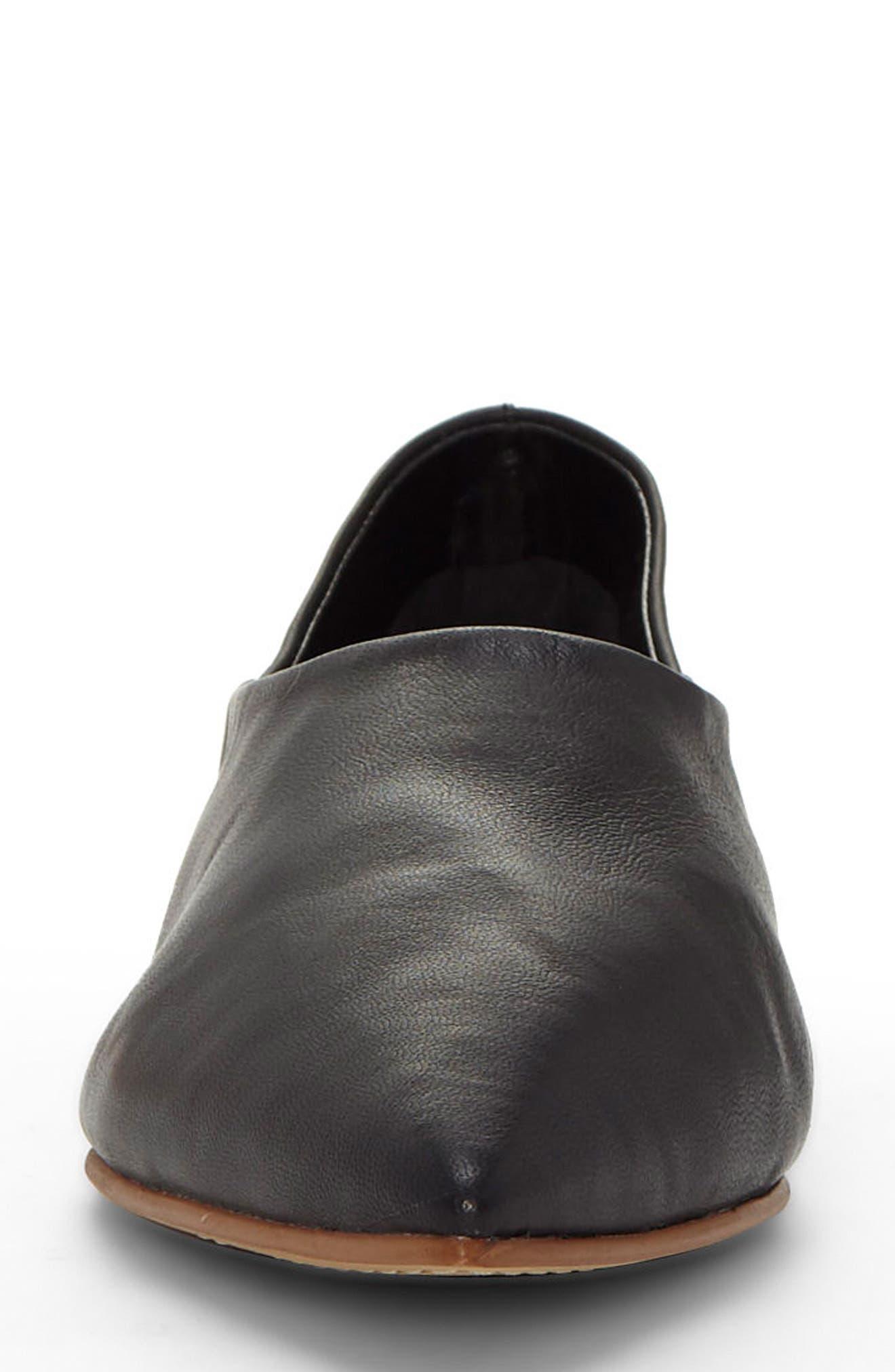 Alternate Image 4  - Vince Camuto Stanta Pointy Toe Flat