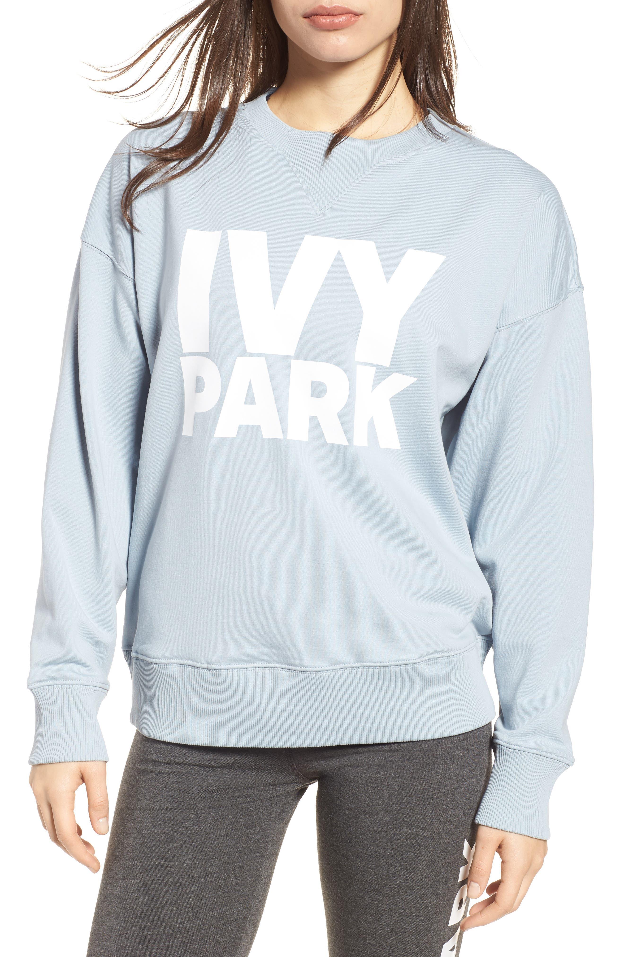 IVY PARK® Logo Crewneck Sweatshirt