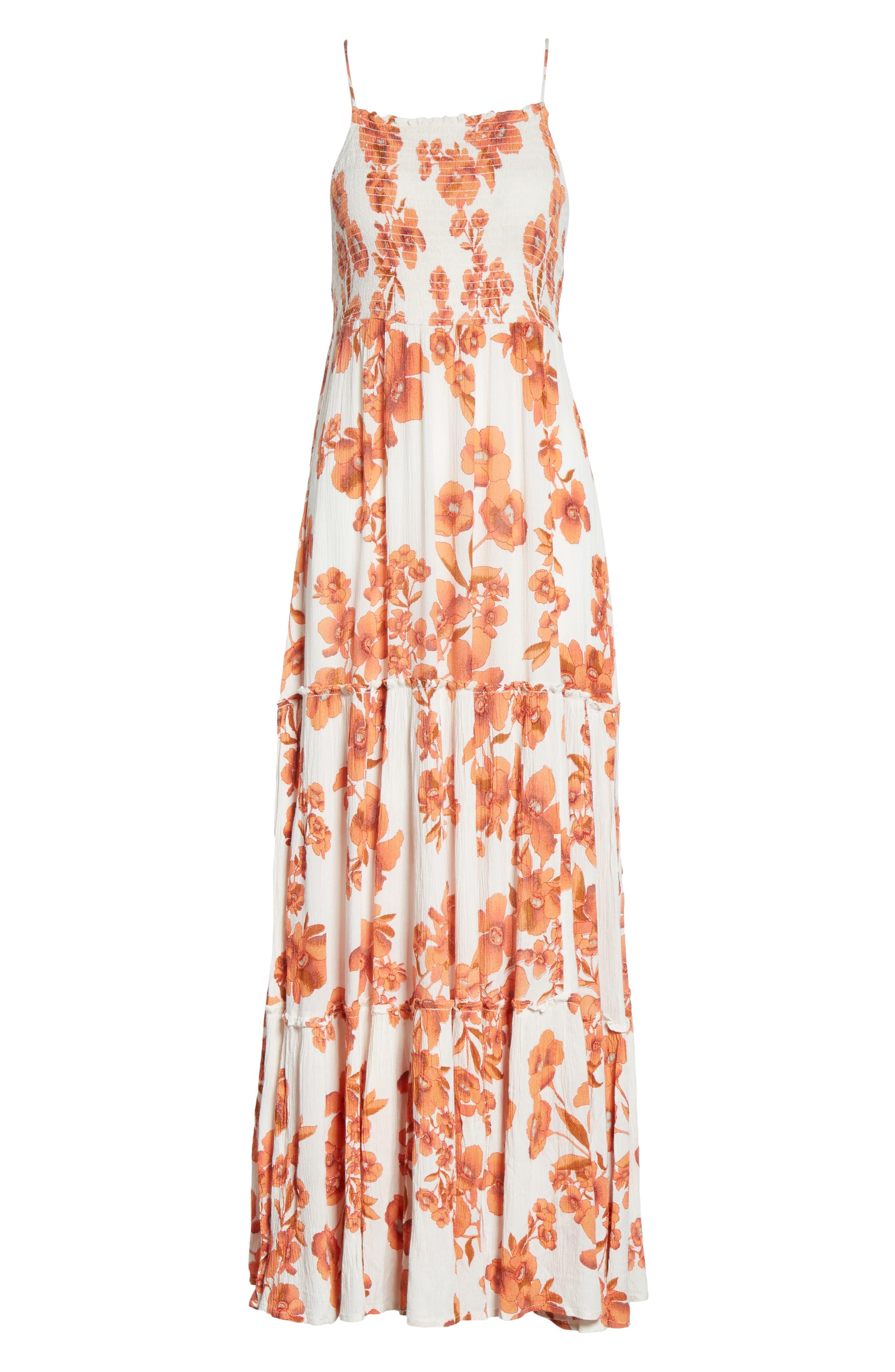 Alternate Image 6  - Free People Garden Party Maxi Dress