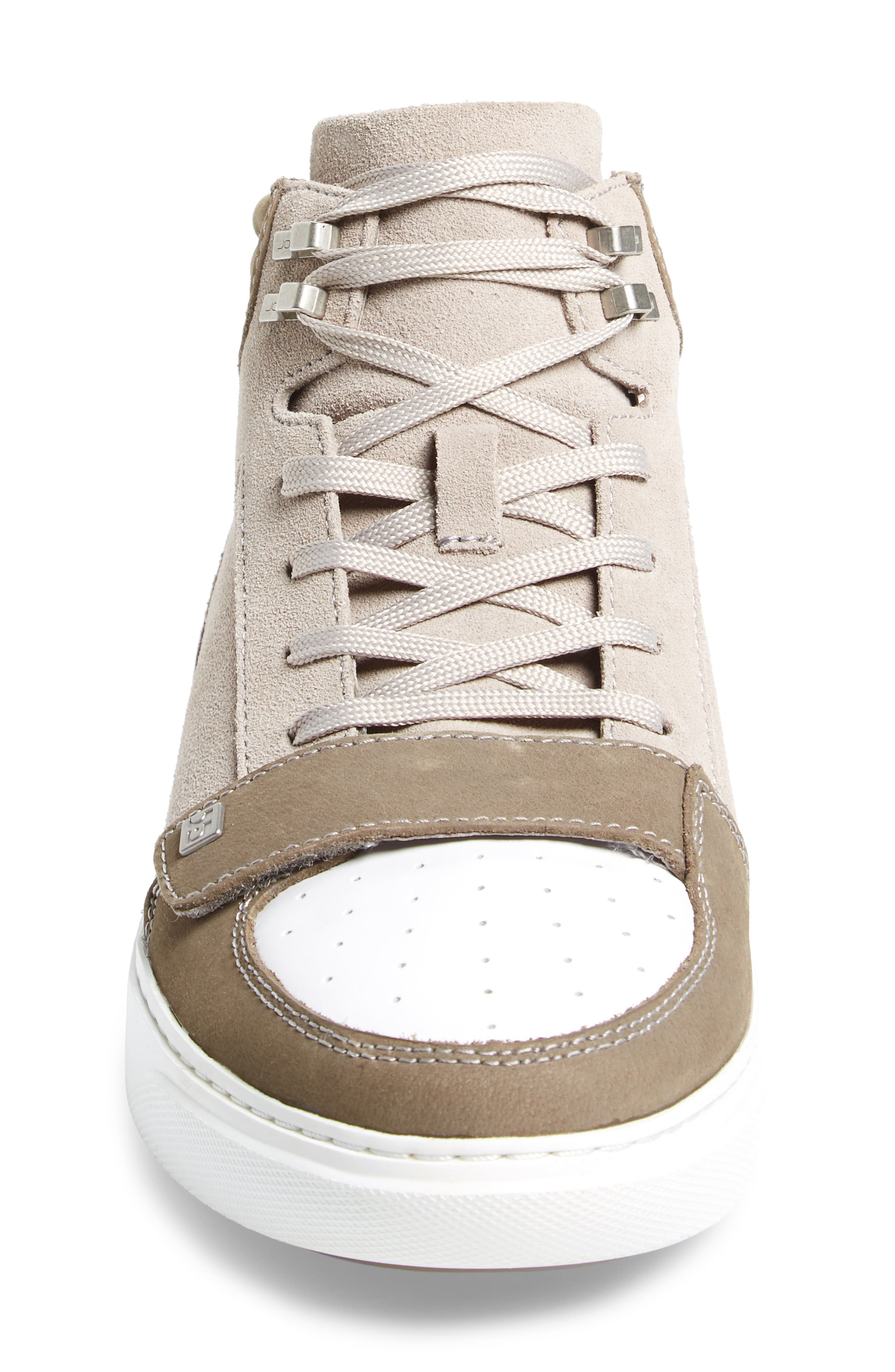 Alternate Image 4  - Joe's Joe L Mid Top Sneaker (Men)