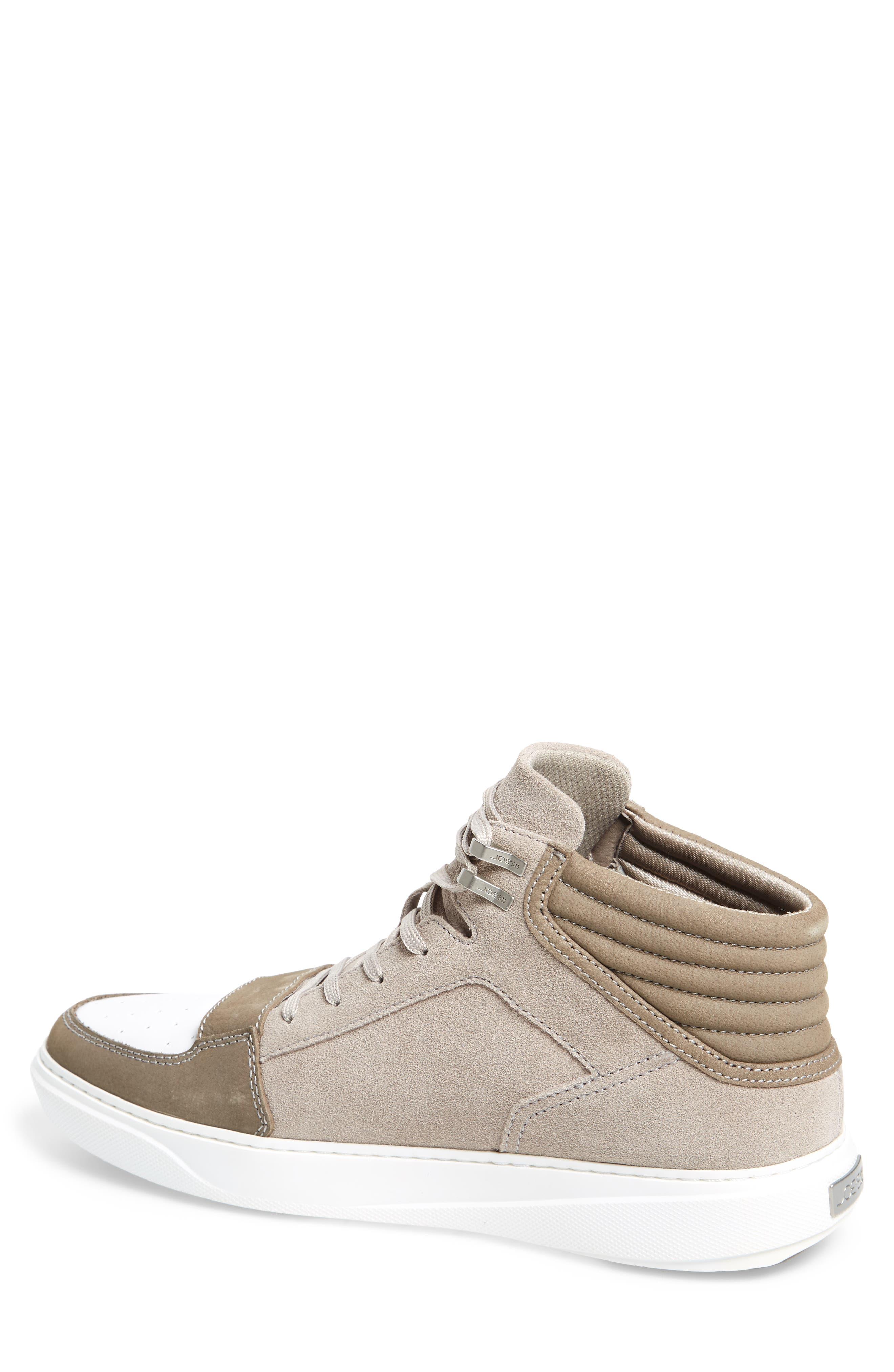 Alternate Image 2  - Joe's Joe L Mid Top Sneaker (Men)