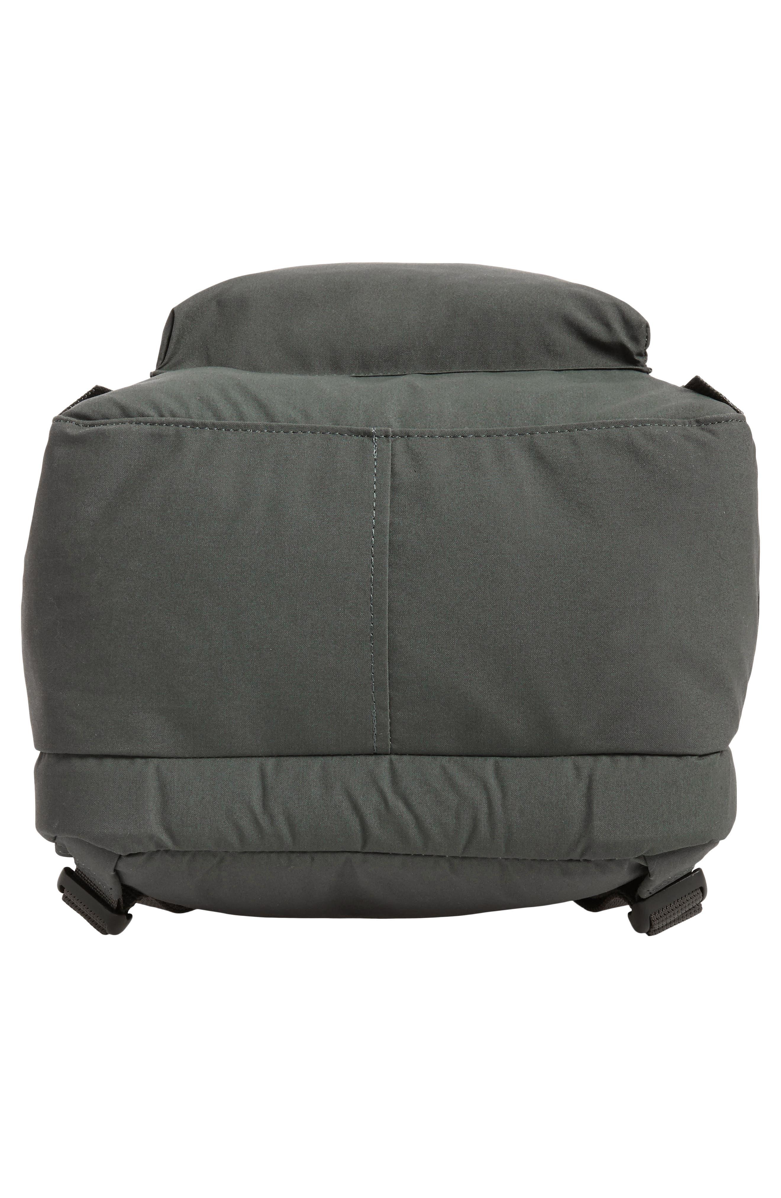 'Kånken' Laptop Backpack,                             Alternate thumbnail 6, color,                             Forest Green