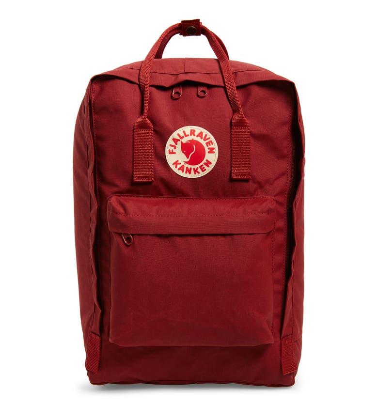 fj llr ven 39 k nken 39 laptop backpack 17 inch nordstrom. Black Bedroom Furniture Sets. Home Design Ideas