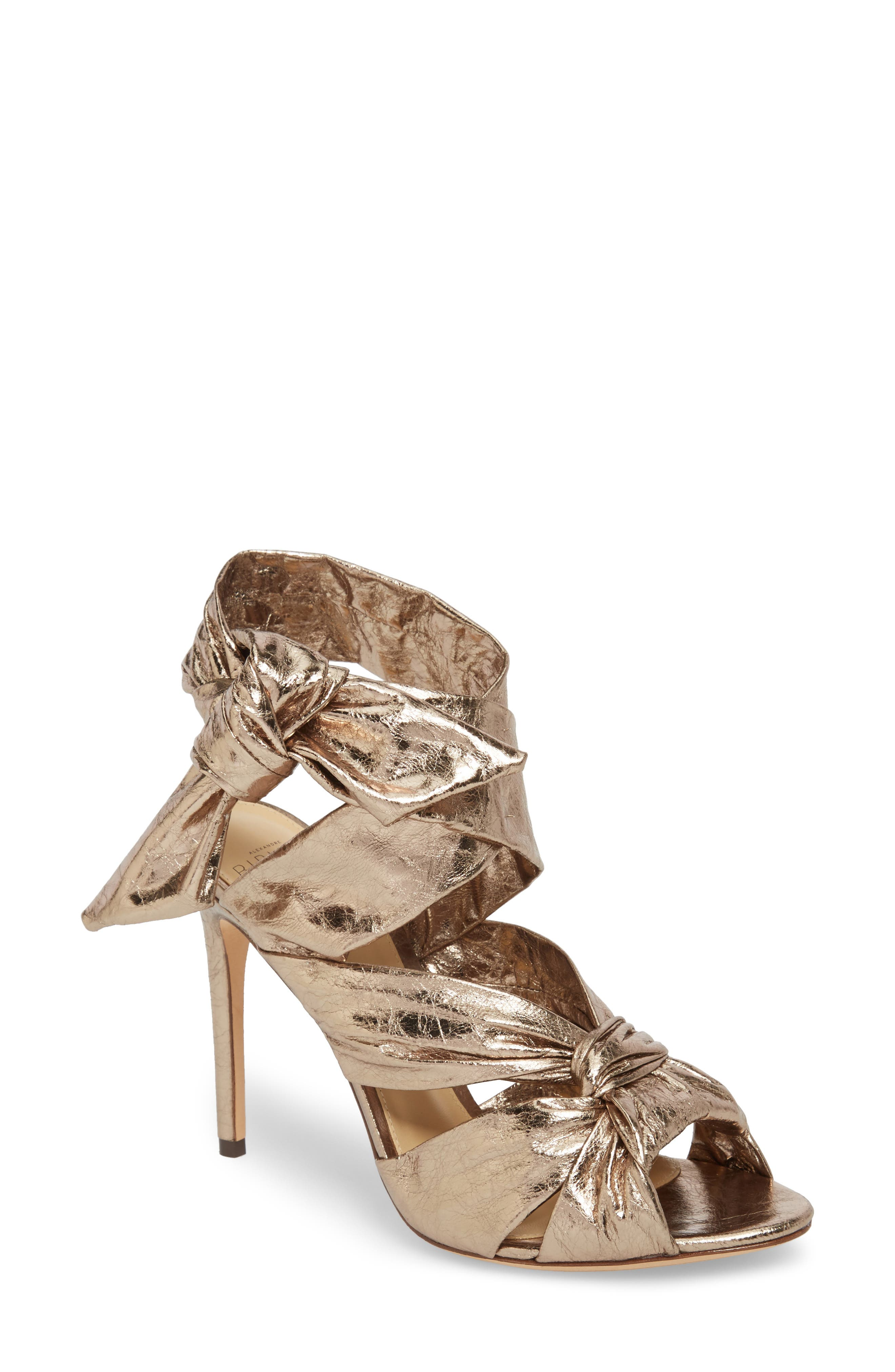 Alternate Image 1 Selected - Alexandre Birman Maleah Sandal (Women)