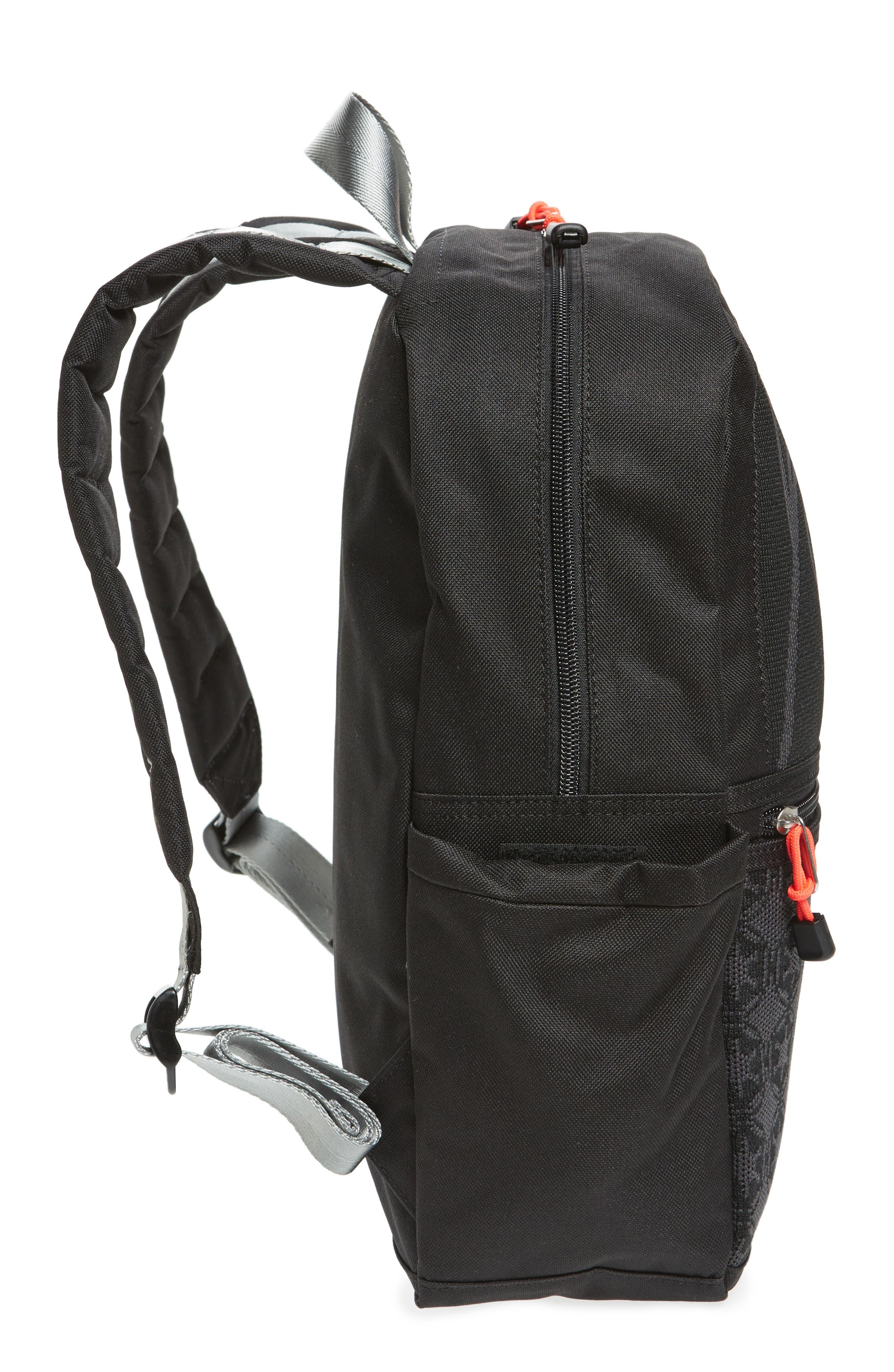 Star Wars<sup>™</sup> - Darth Vader Kane Backpack,                             Alternate thumbnail 5, color,                             Black/ Gray