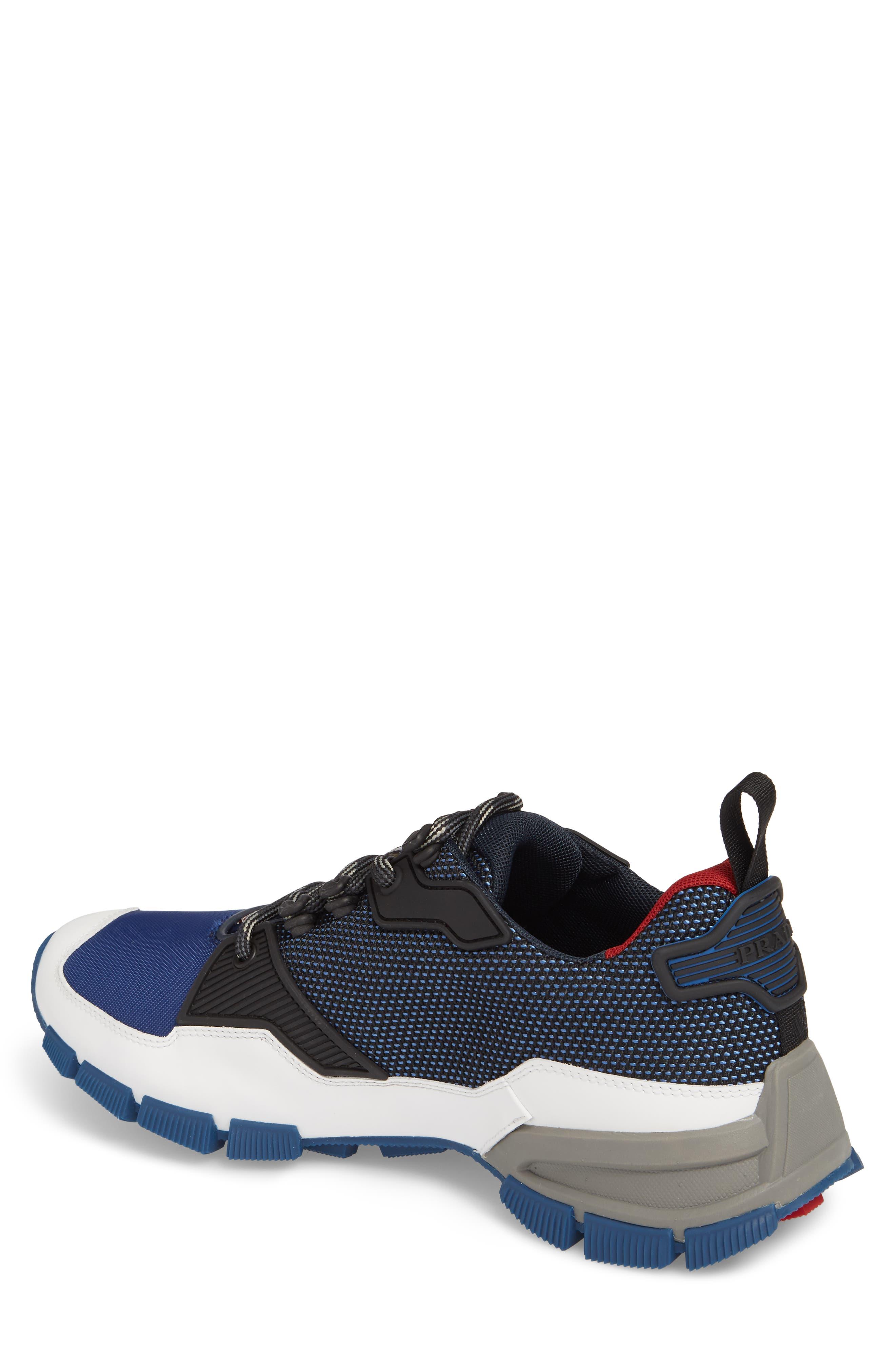Alternate Image 2  - Prada Linea Rossa Tech Lug Sneaker (Men)
