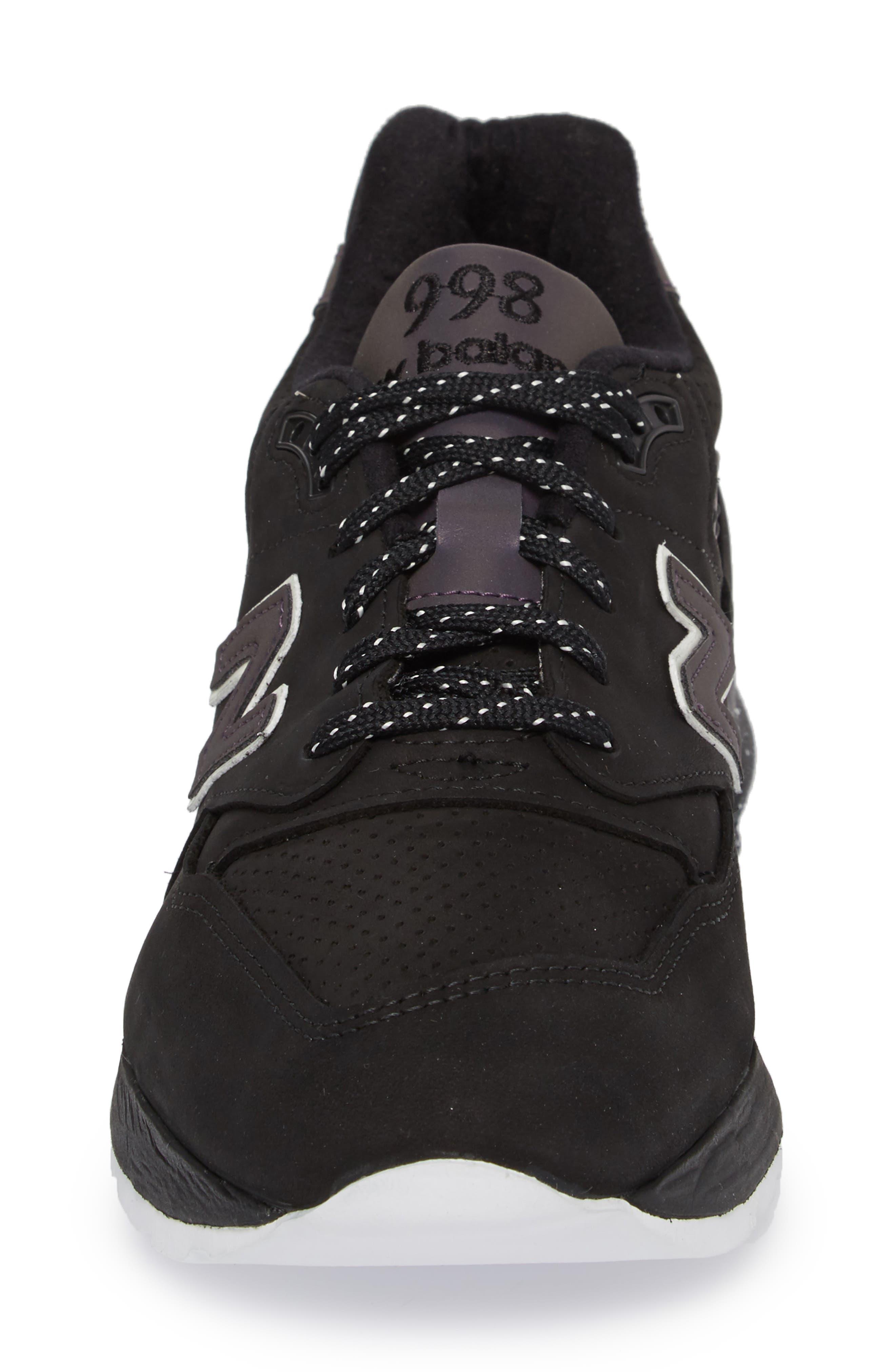 Alternate Image 4  - New Balance 998 Sneaker (Men)