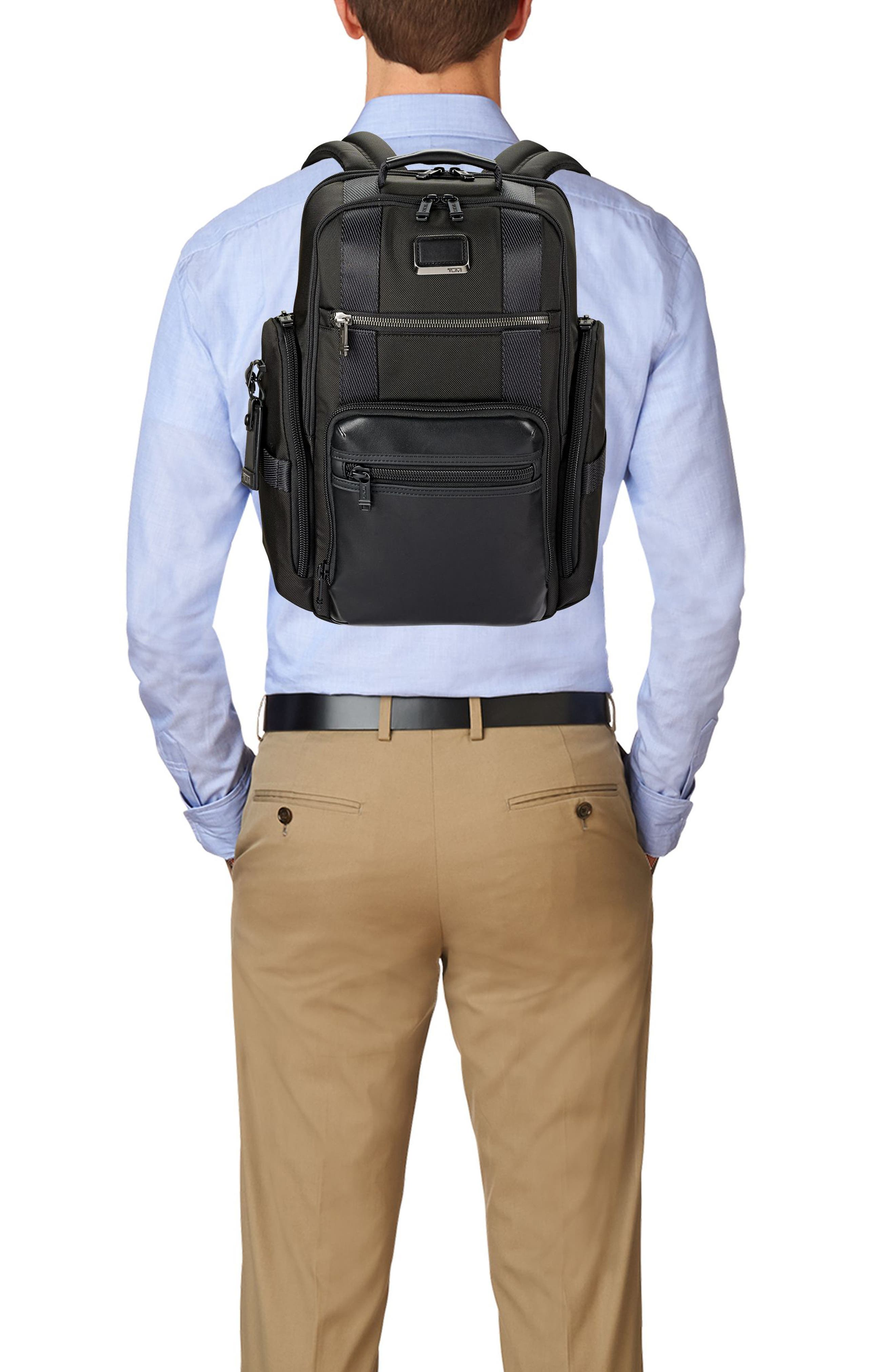 Alternate Image 2  - Tumi Alpha Bravo - Sheppard Deluxe Backpack