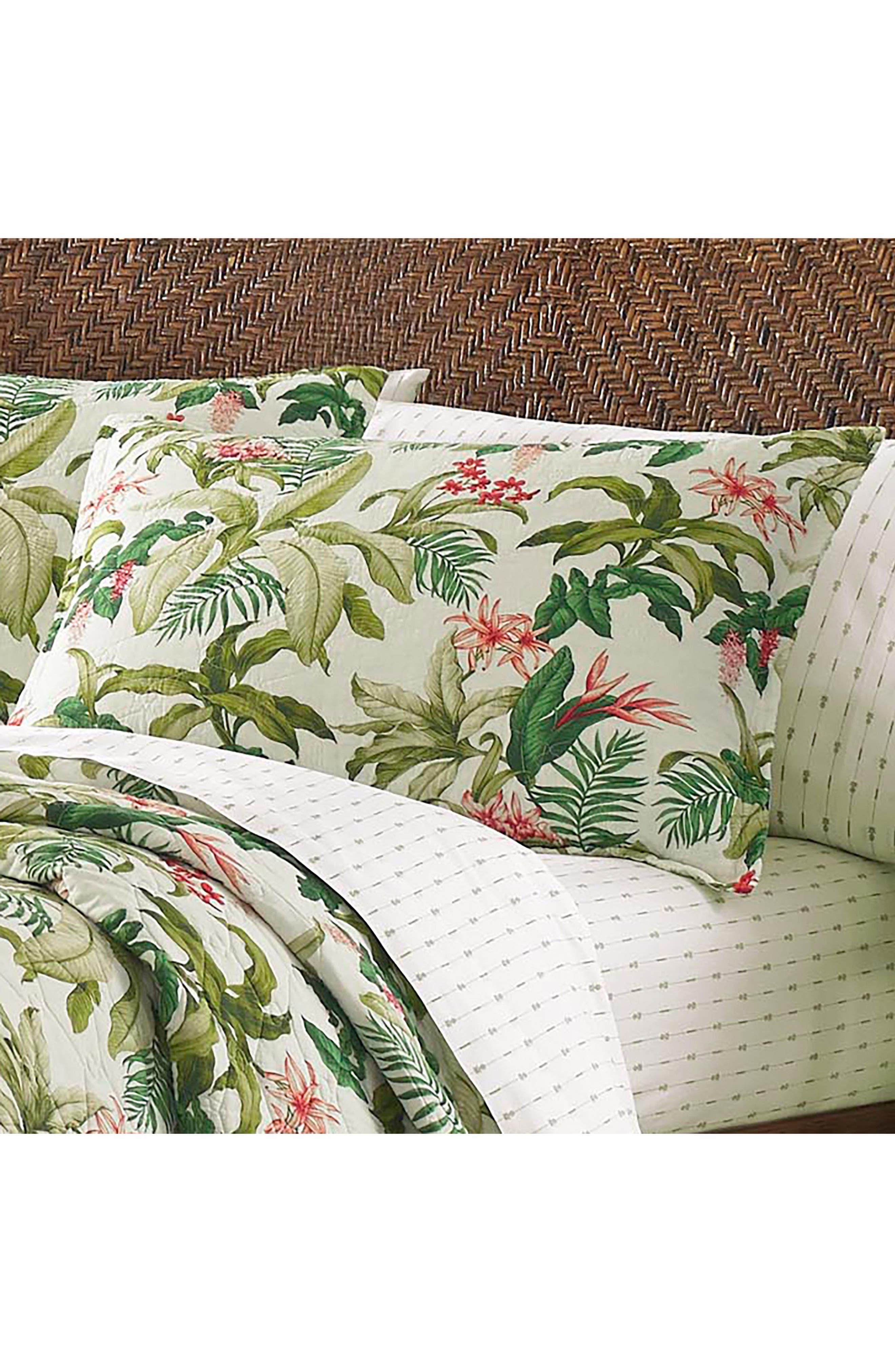 Alternate Image 2  - Tommy Bahama Monte Verde Quilt