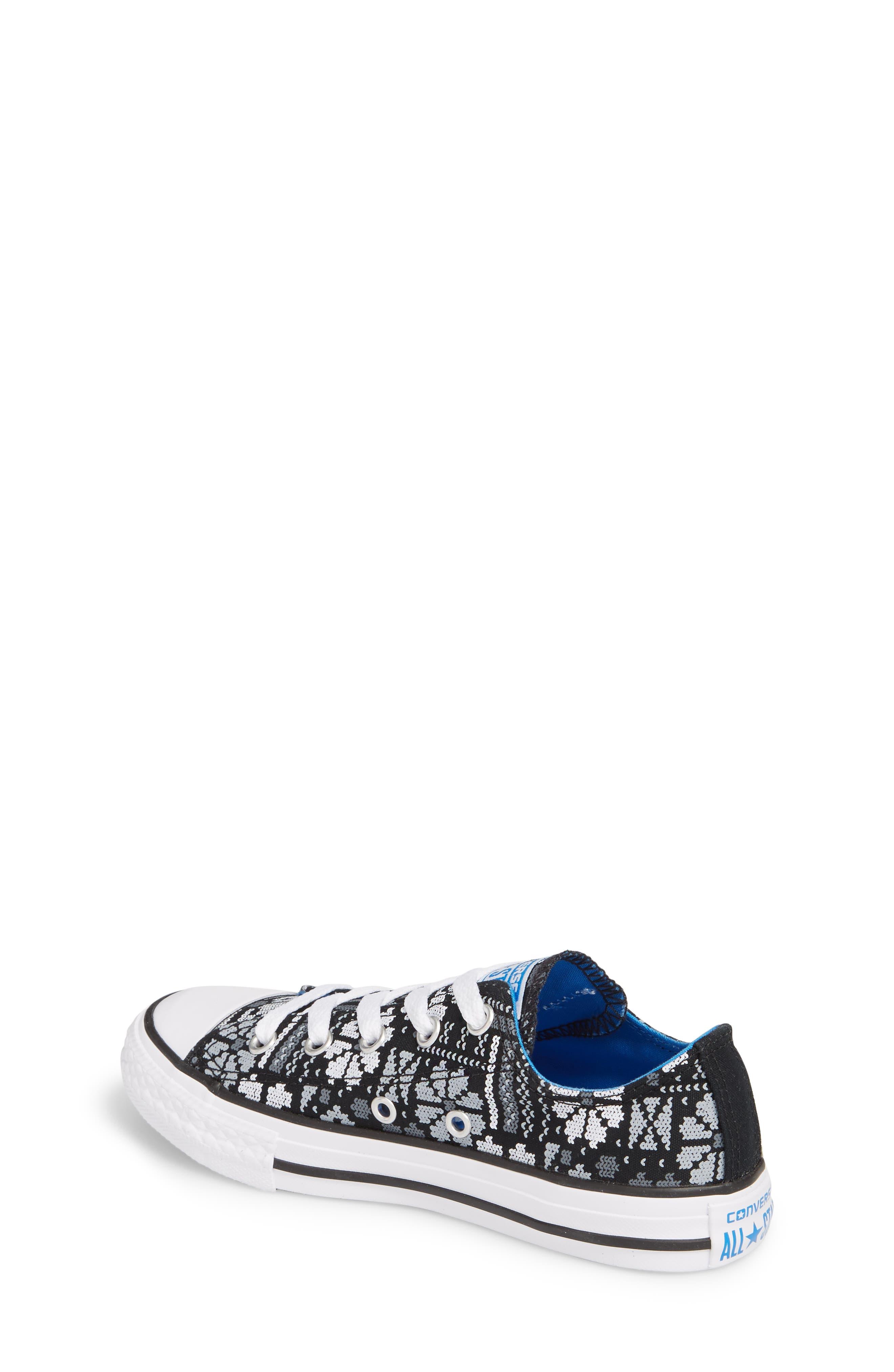 Alternate Image 2  - Converse Chuck Taylor® All Star® Winter Ox Sneaker (Toddler, Little Kid & Big Kid)