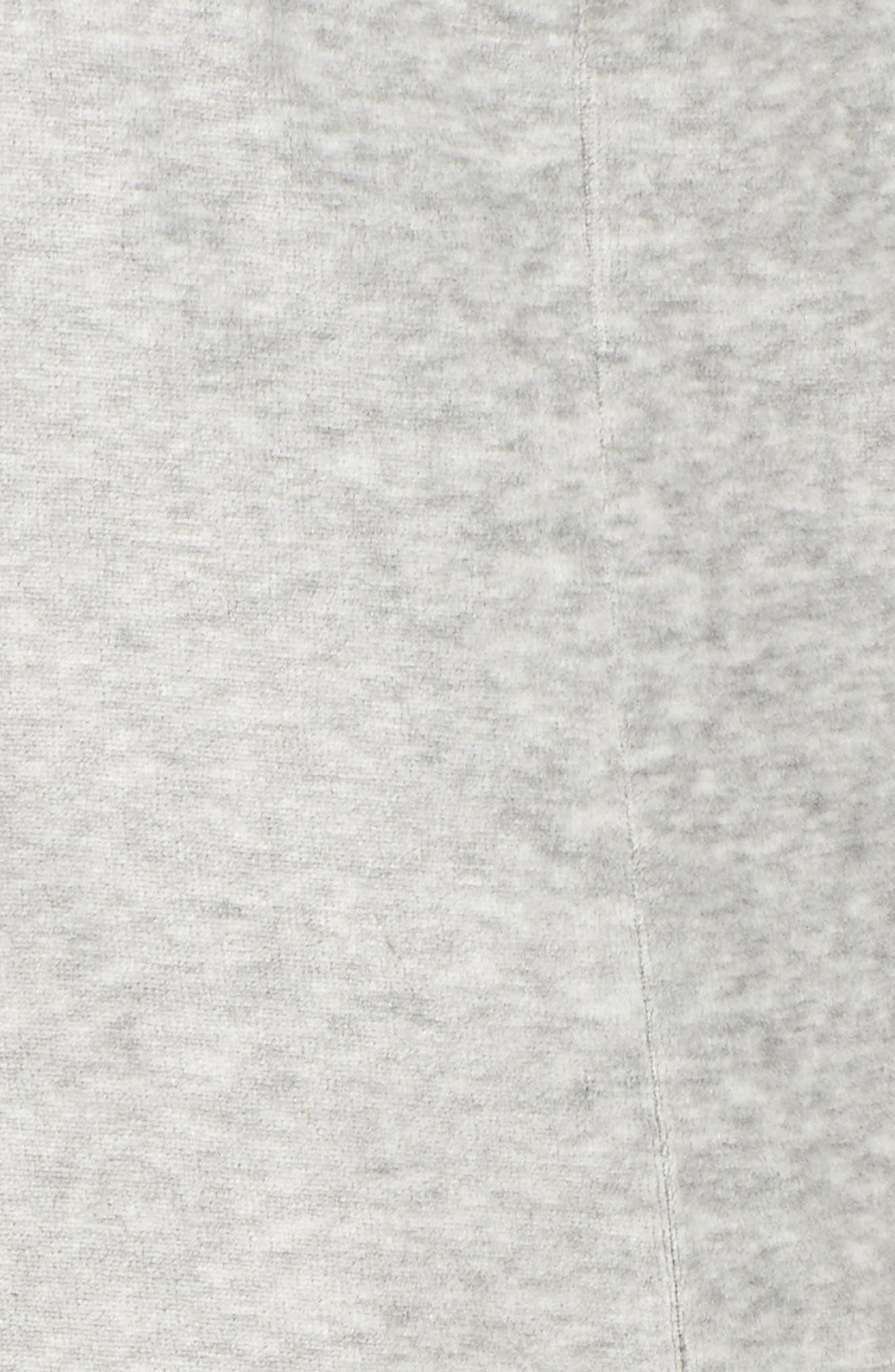 Alternate Image 5  - Good American Good Sweats The High Waist Sweatpants (Regular & Plus Size)