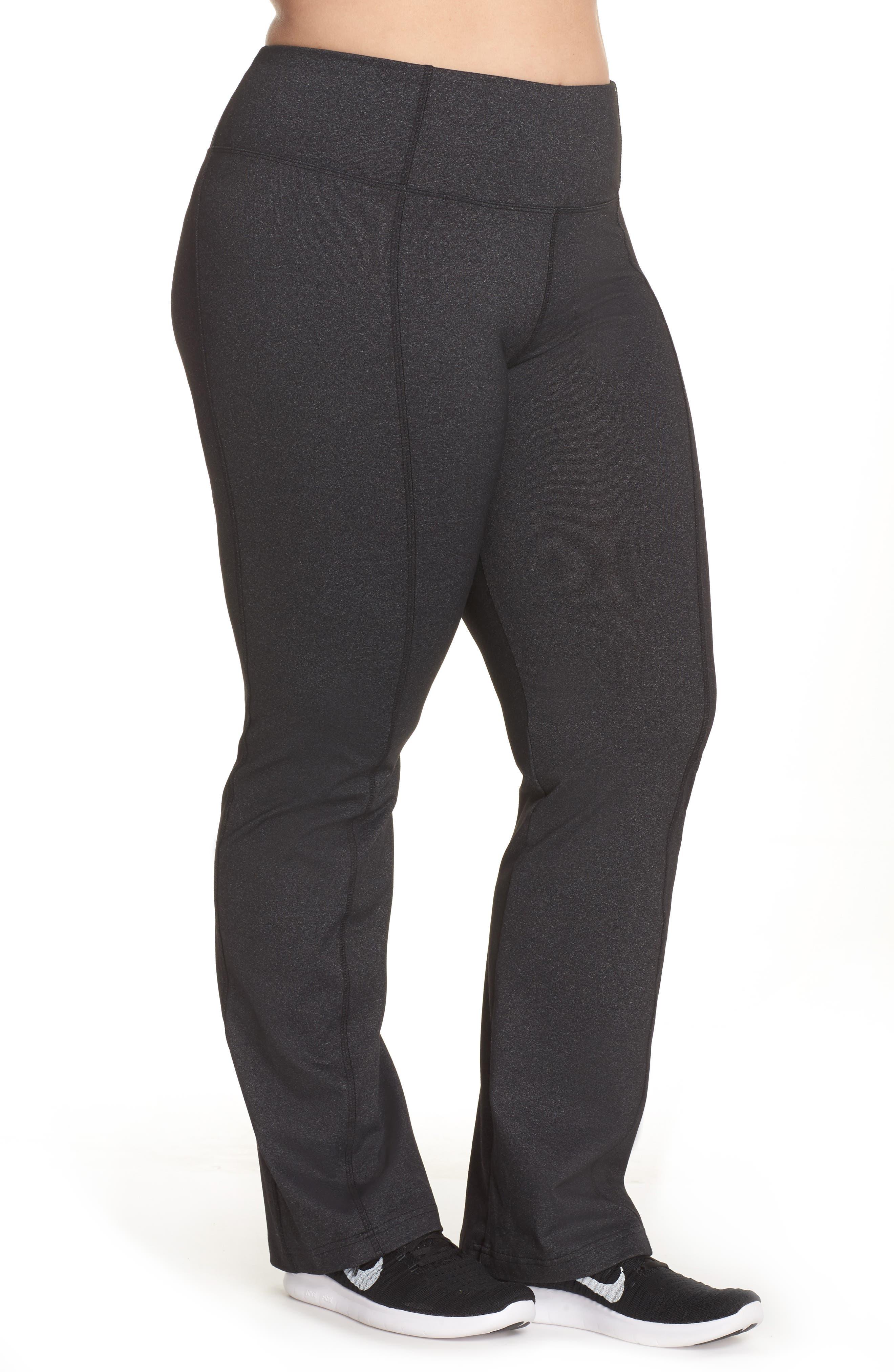 Alternate Image 3  - Marika Curves High Rise Control Top Bootcut Pants