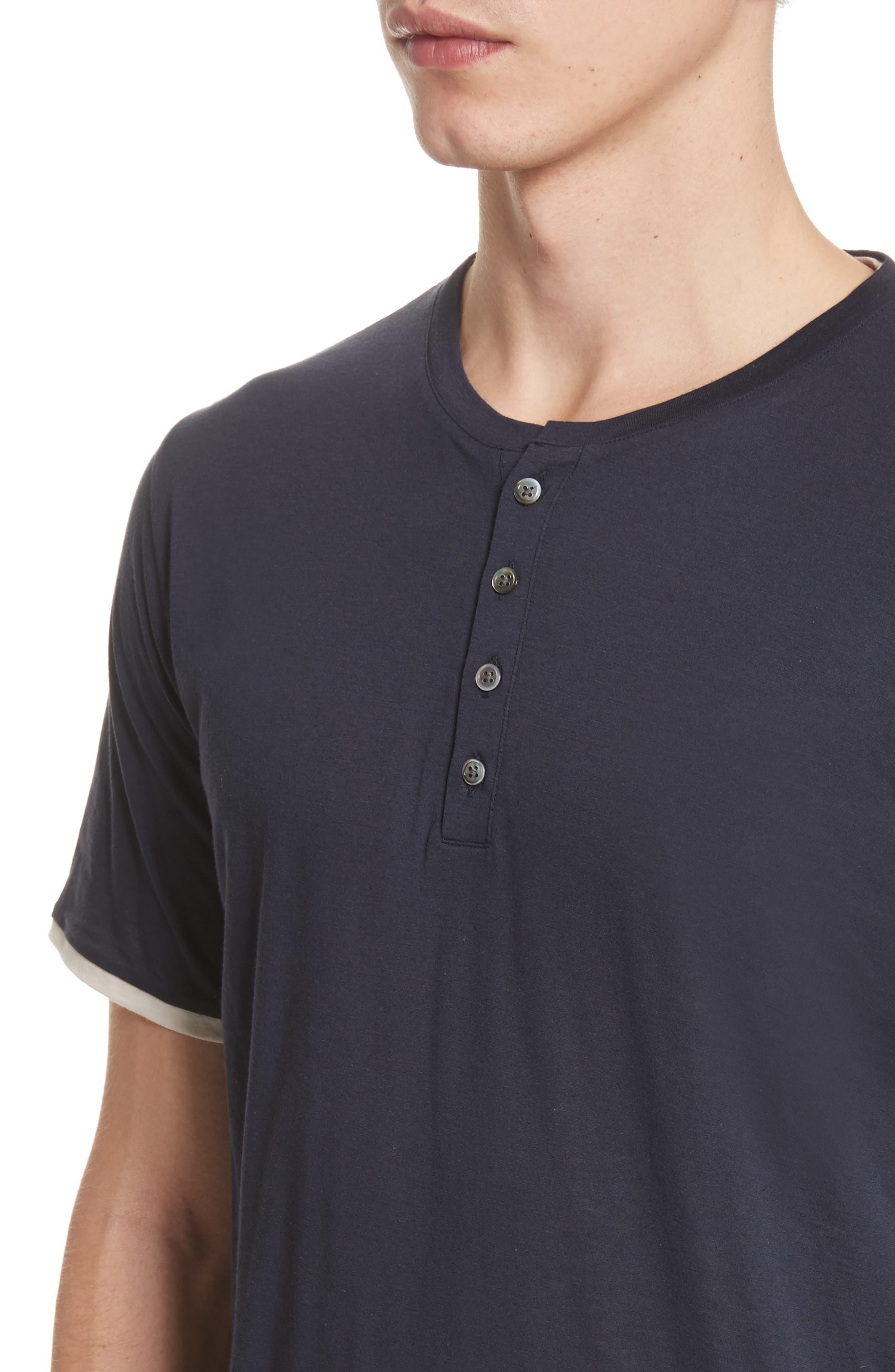 Alternate Image 4  - Tomorrowland Henley T-Shirt
