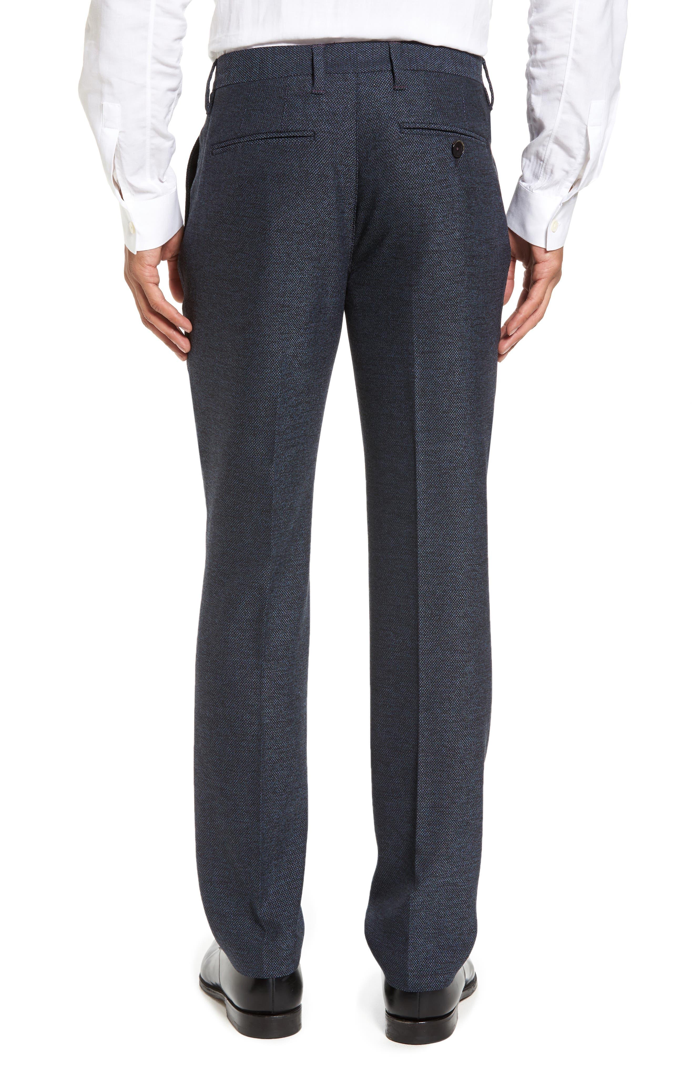 Alternate Image 2  - Ted Baker London Porttro Modern Slim Fit Trousers