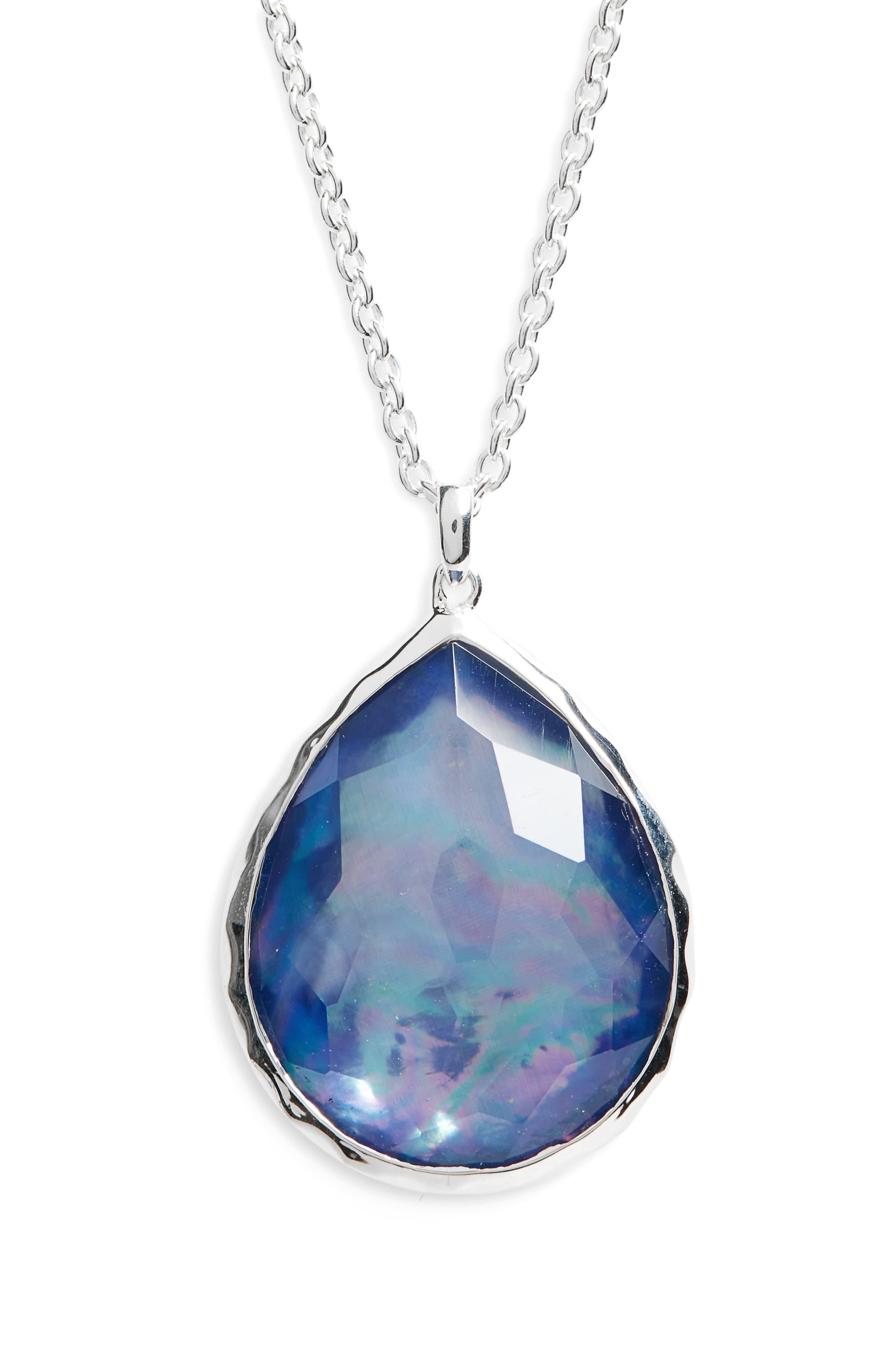 Main Image - Ippolita 'Wonderland' Large Teardrop Pendant Necklace (Nordstrom Exclusive)