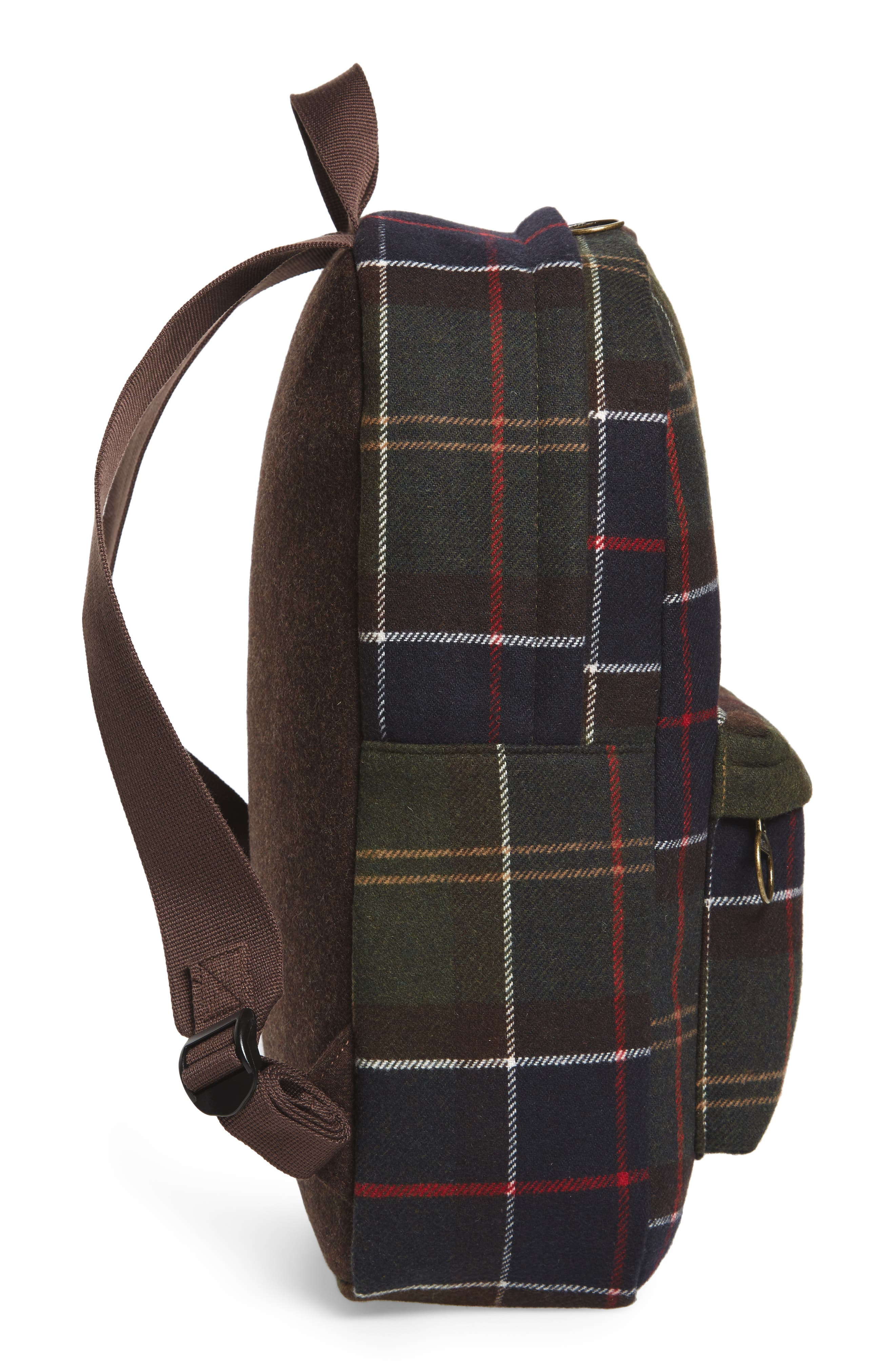 Carrbridge Backpack,                             Alternate thumbnail 5, color,                             Classic Tartan