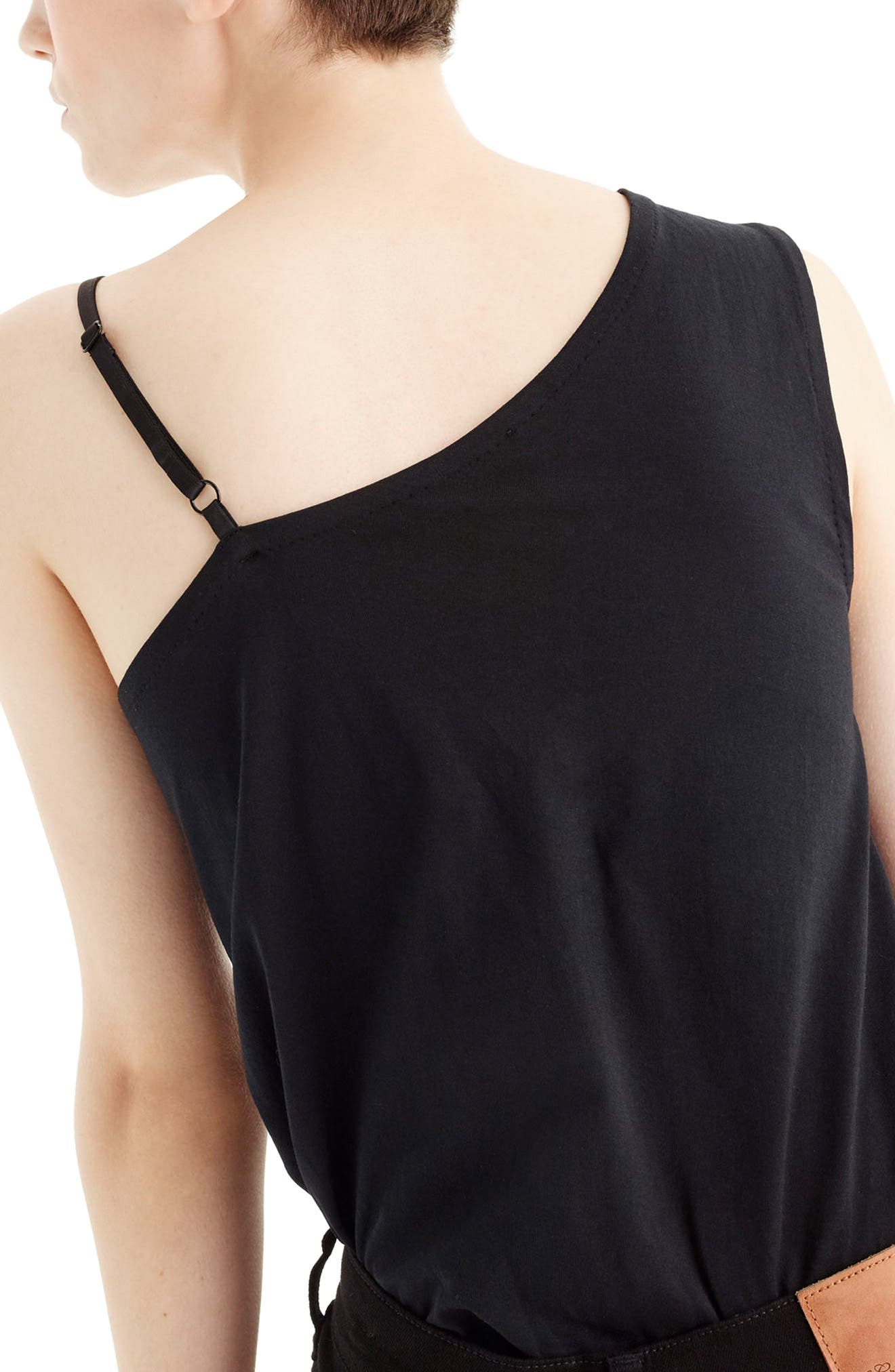 Alternate Image 2  - J.Crew Asymmetrical Bow Top
