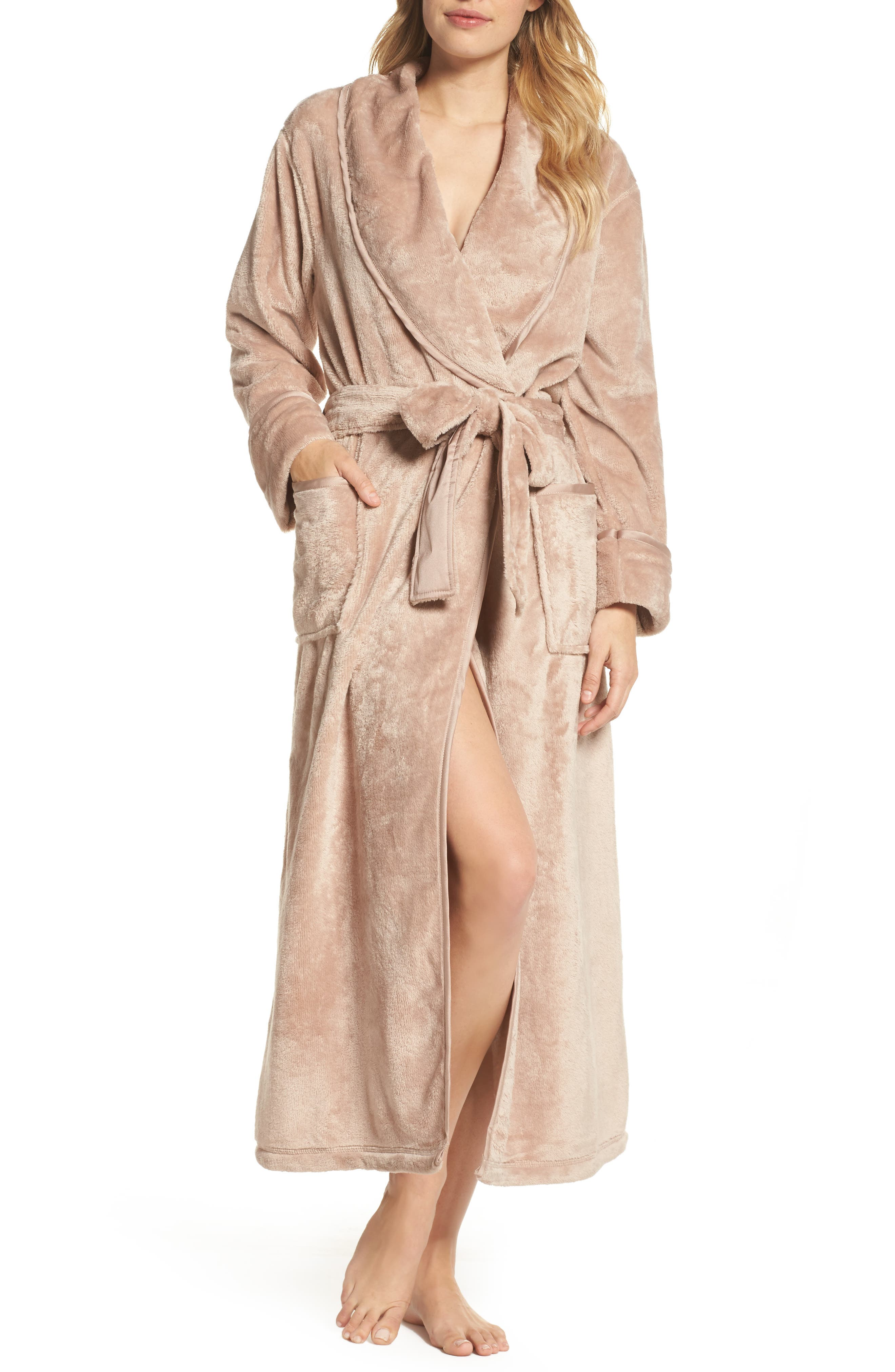 Natori Fleece Robe