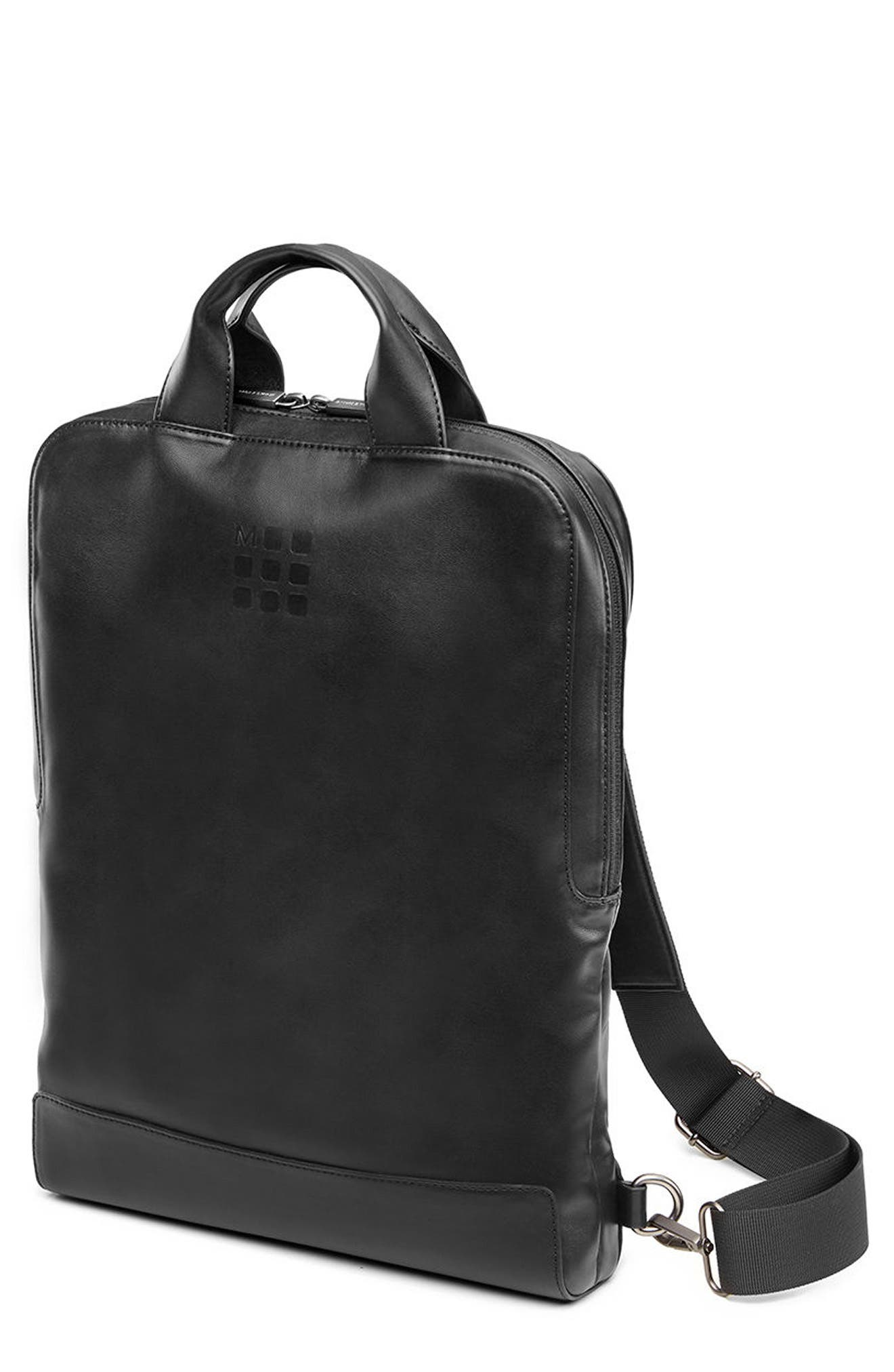 Classic Device Backpack,                         Main,                         color, Black