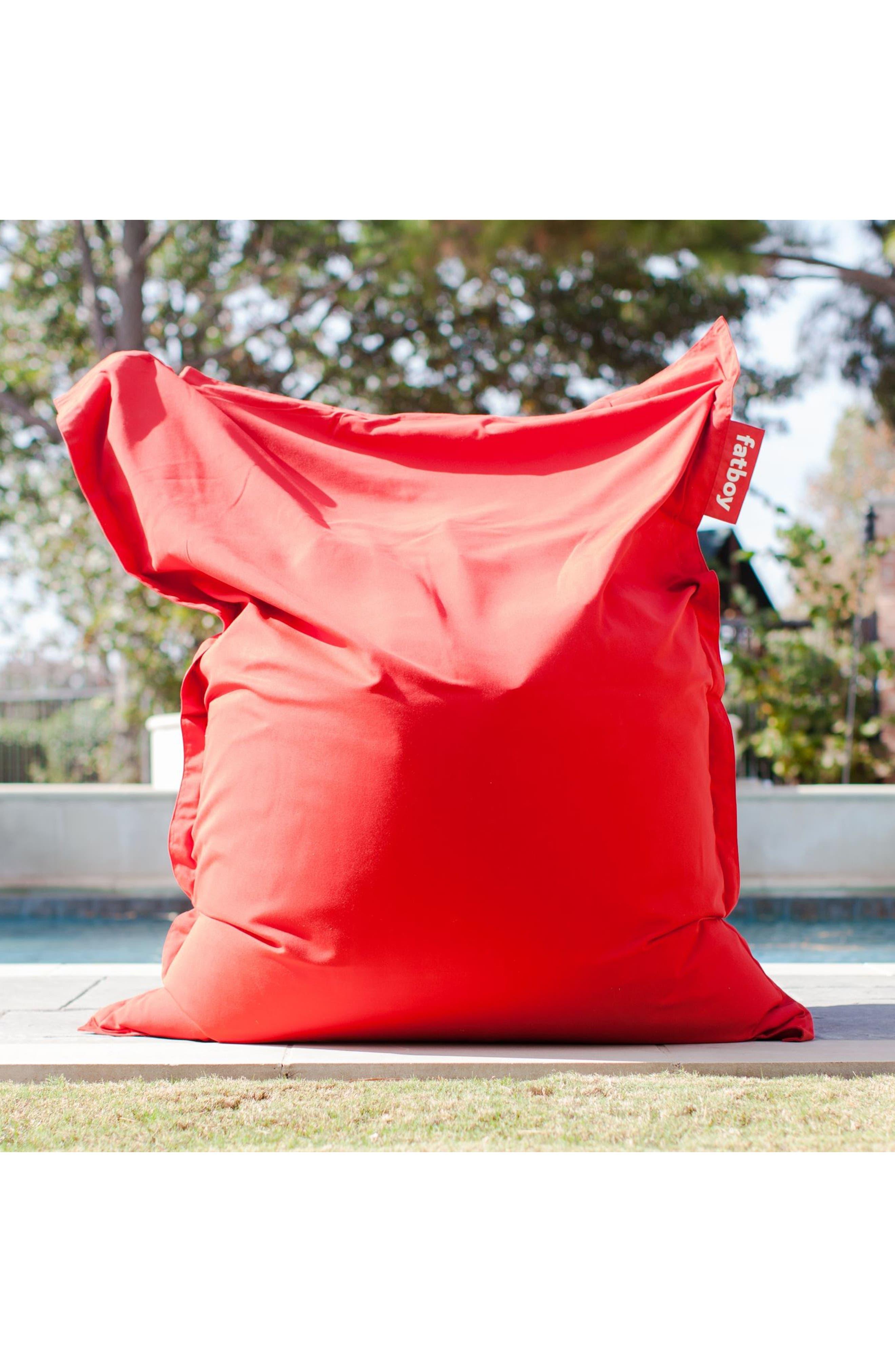 Alternate Image 3  - Fatboy Original Outdoor Beanbag Chair