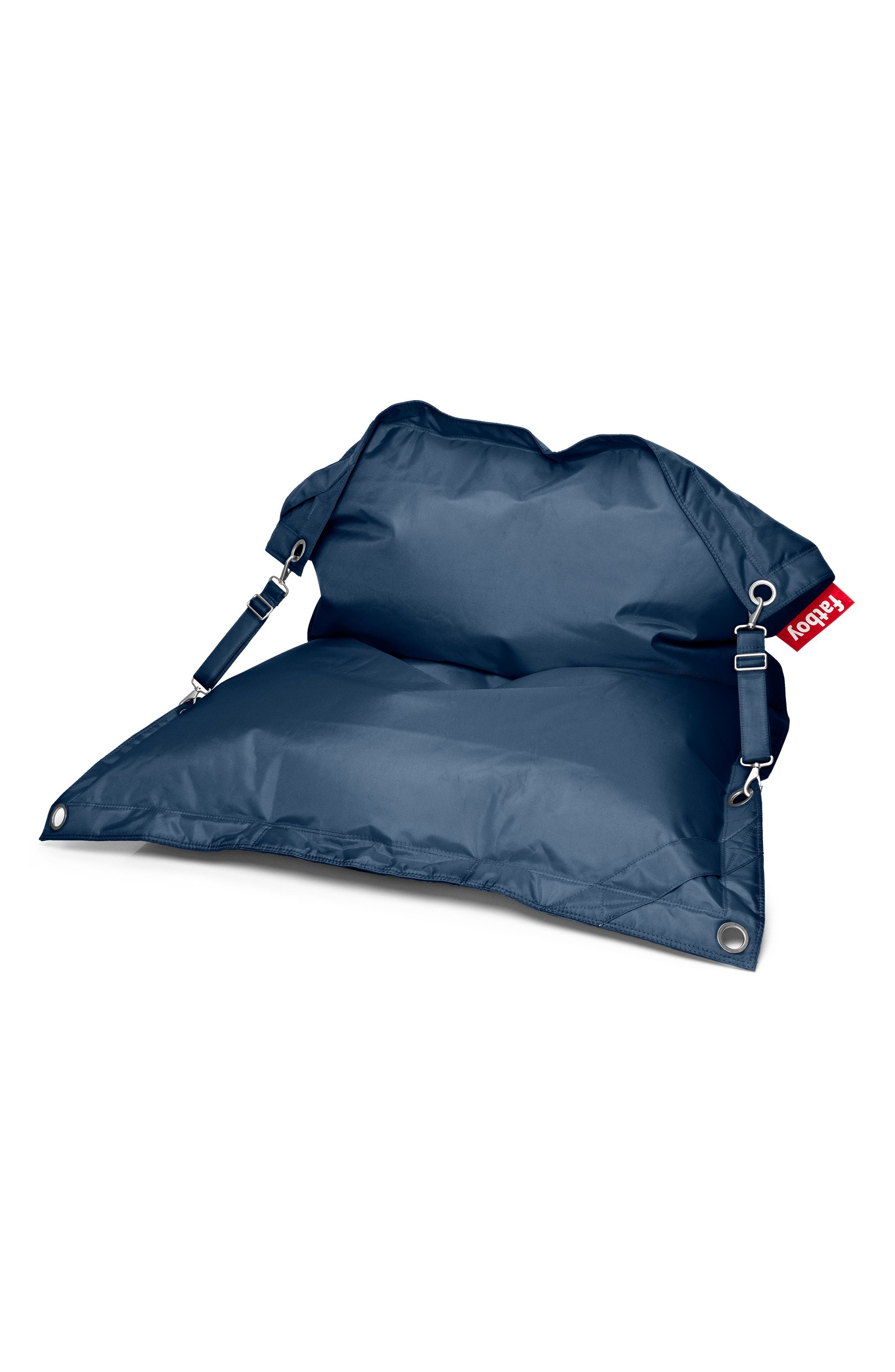 Buggle Up Beanbag Lounge Chair,                         Main,                         color, Dark Blue