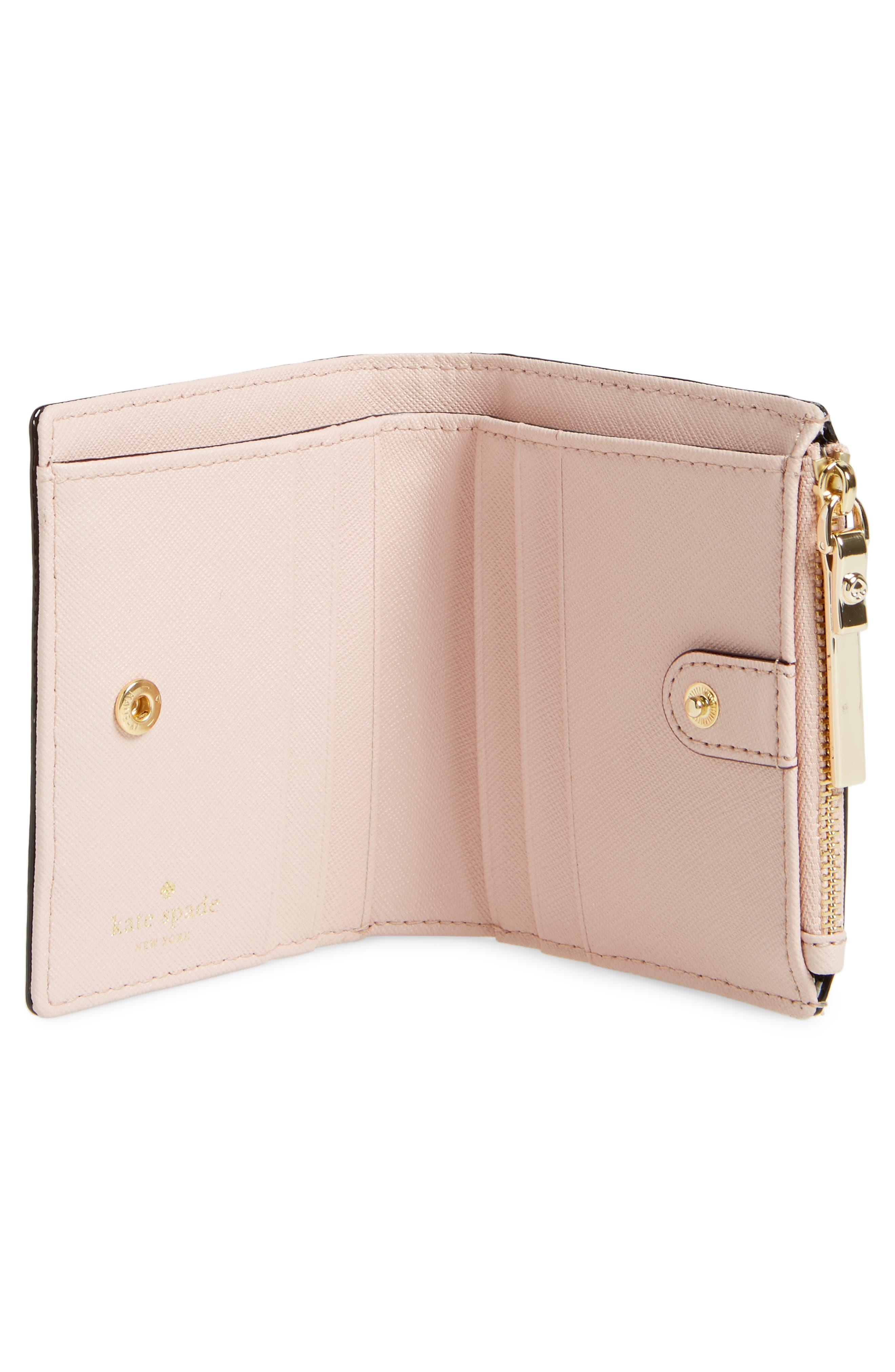 cameron street - adalyn slim leather wallet,                             Alternate thumbnail 2, color,                             Warm Vellum