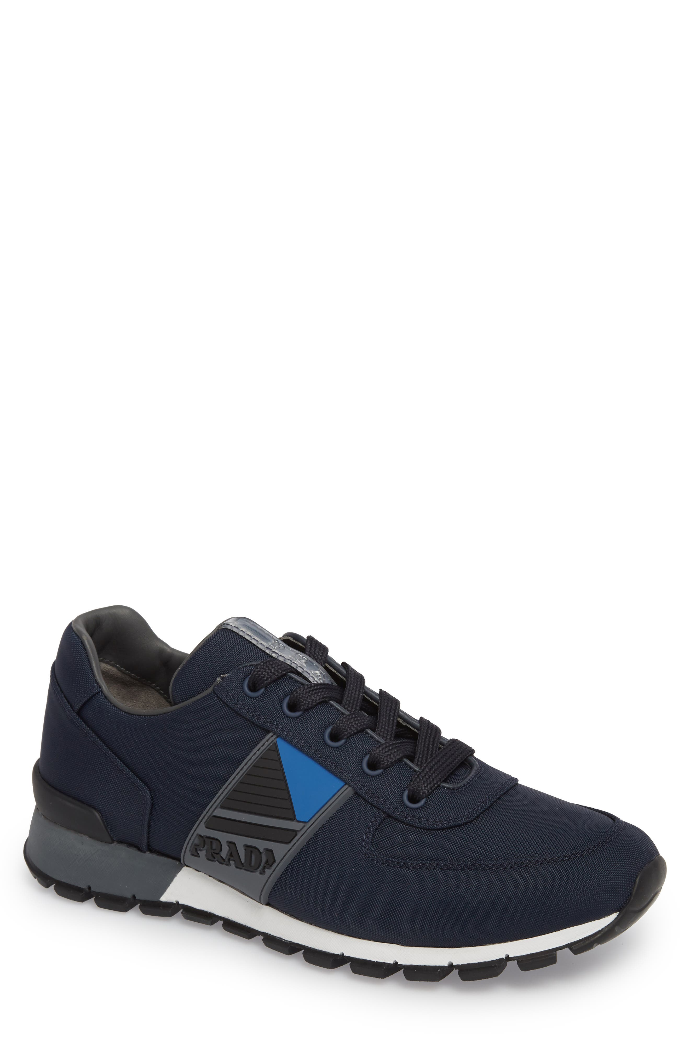 Linea Rossa Sneaker,                             Main thumbnail 1, color,                             Oltremare