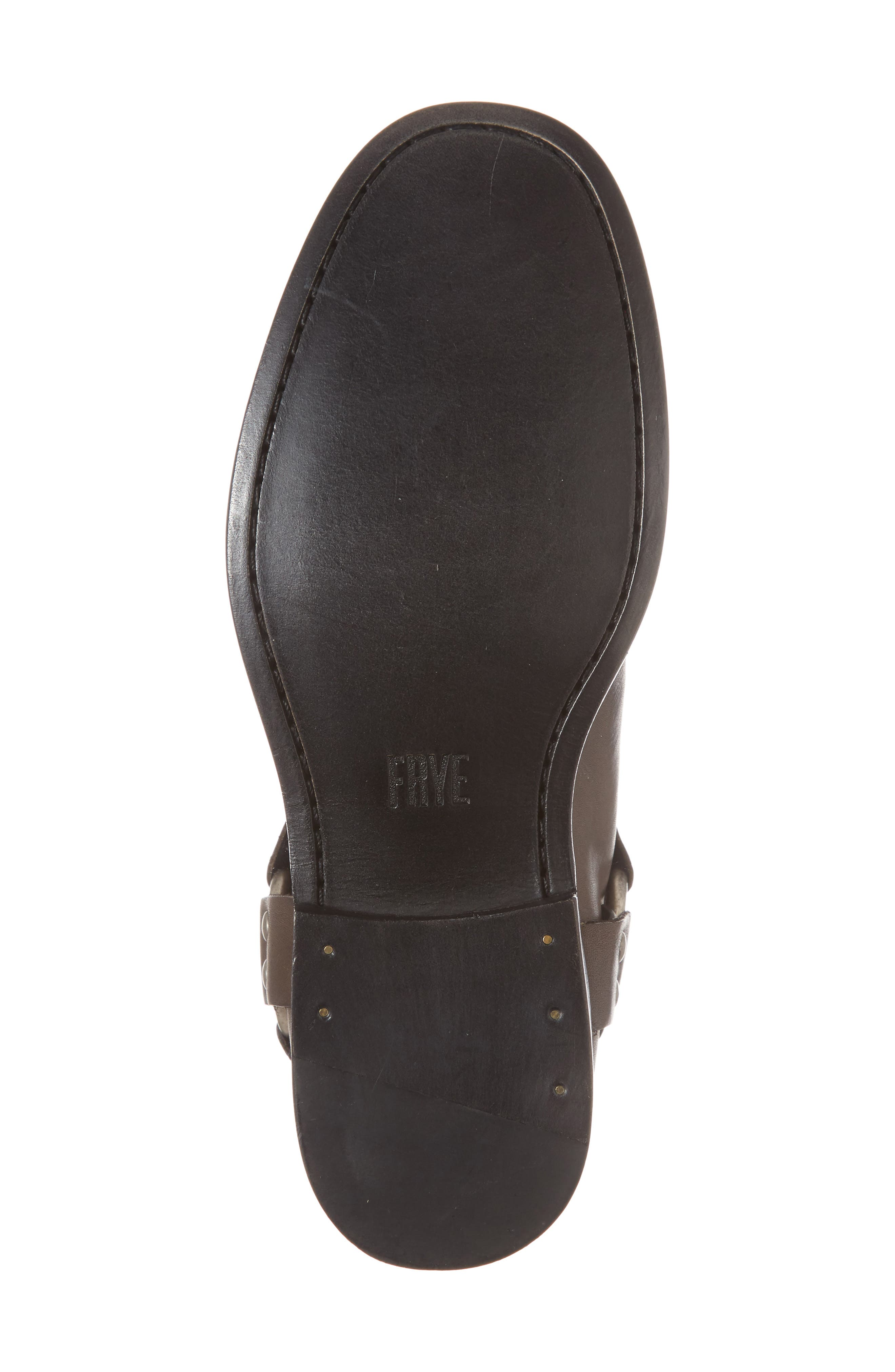 Phillip Harness Boot,                             Alternate thumbnail 6, color,                             Smoke Leather