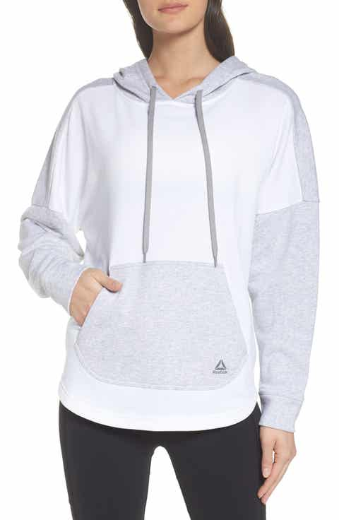 Reebok French Terry Tunic Hoodie
