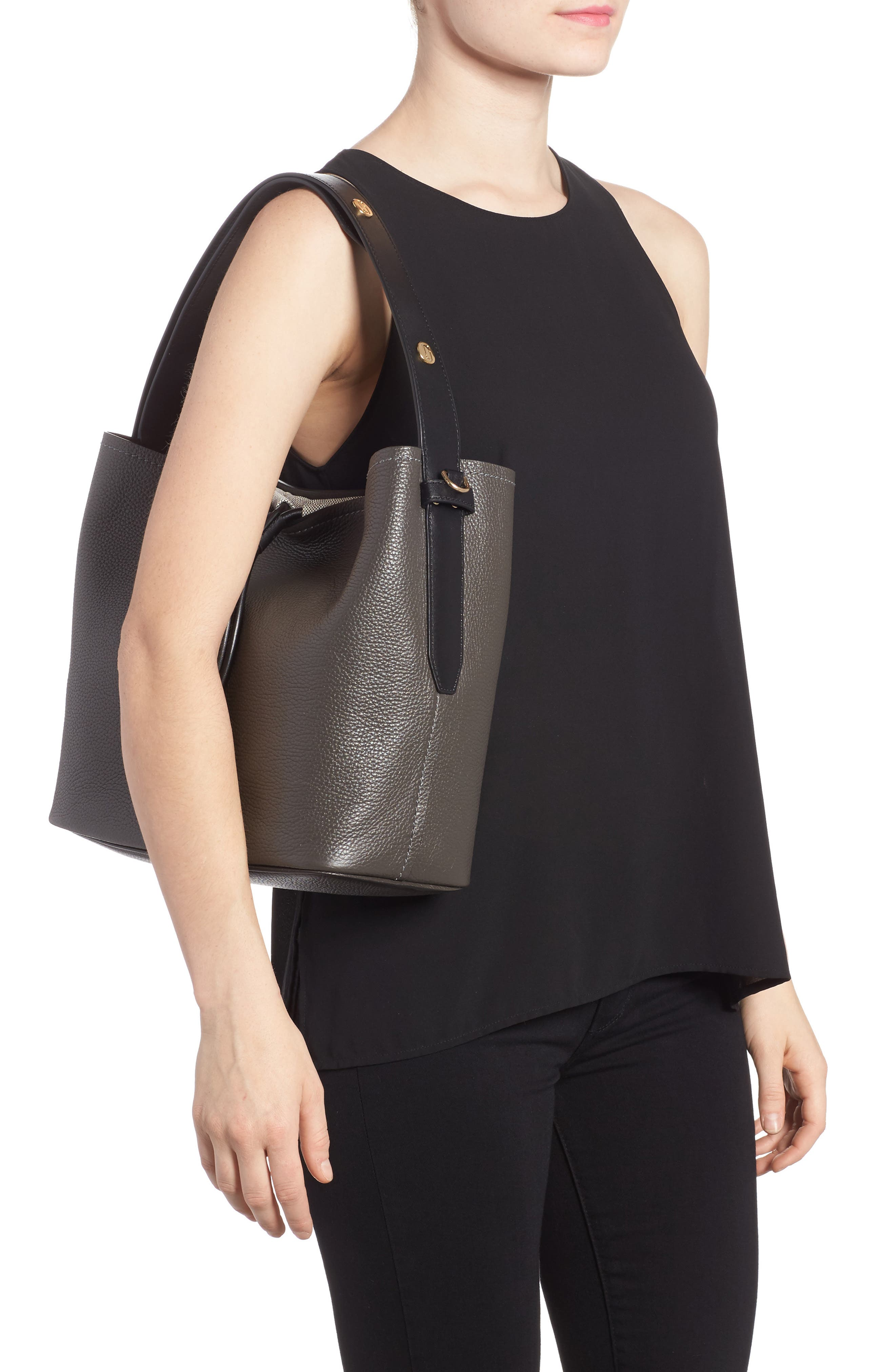 Alternate Image 2  - MARC JACOBS Road Leather Hobo