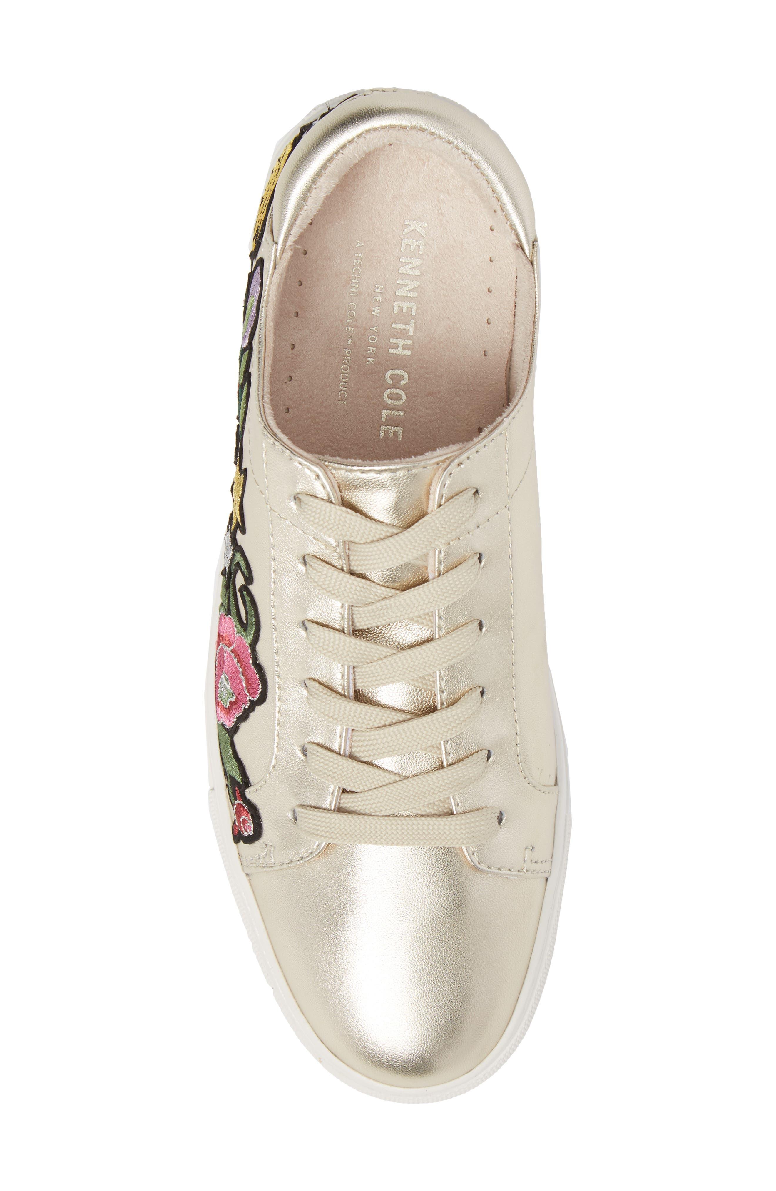 Alternate Image 5  - Kenneth Cole New York 'Kam' Sneaker (Women)