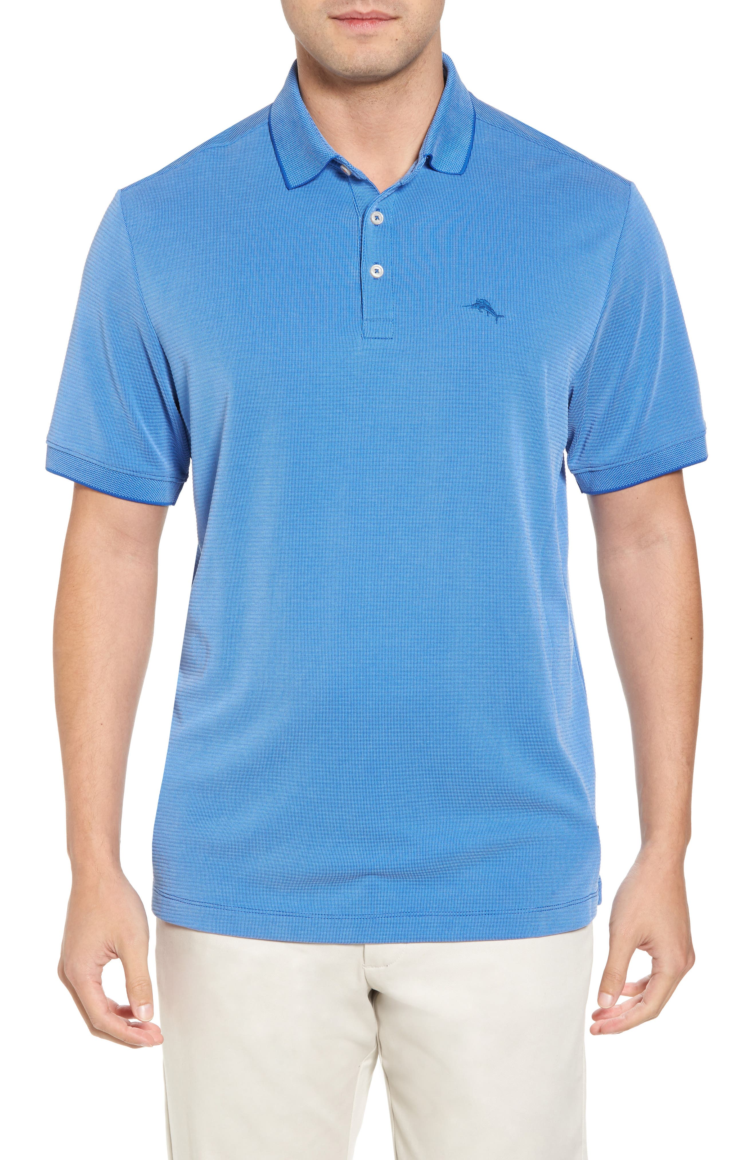 Alternate Image 1 Selected - Tommy Bahama Coastal Crest Polo
