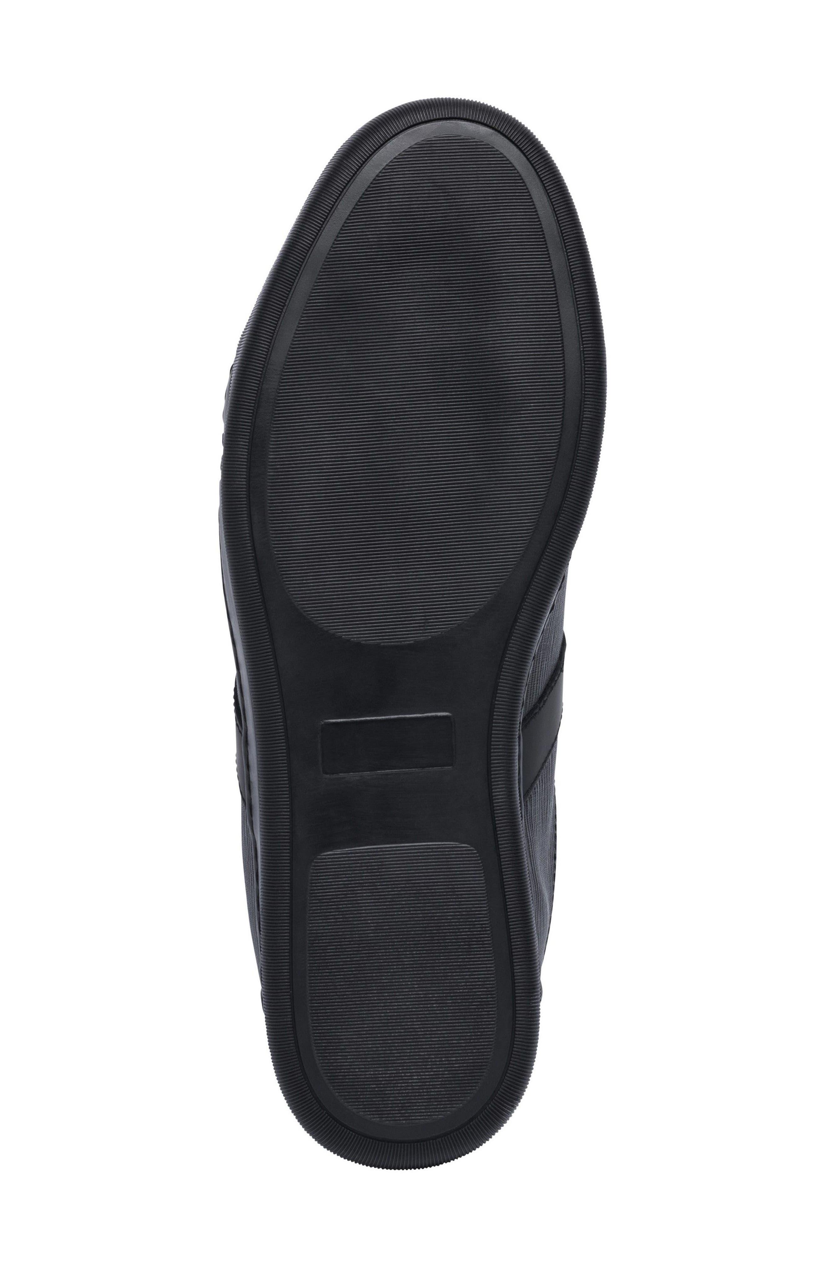Novecento Sneaker,                             Alternate thumbnail 6, color,                             Navy Leather