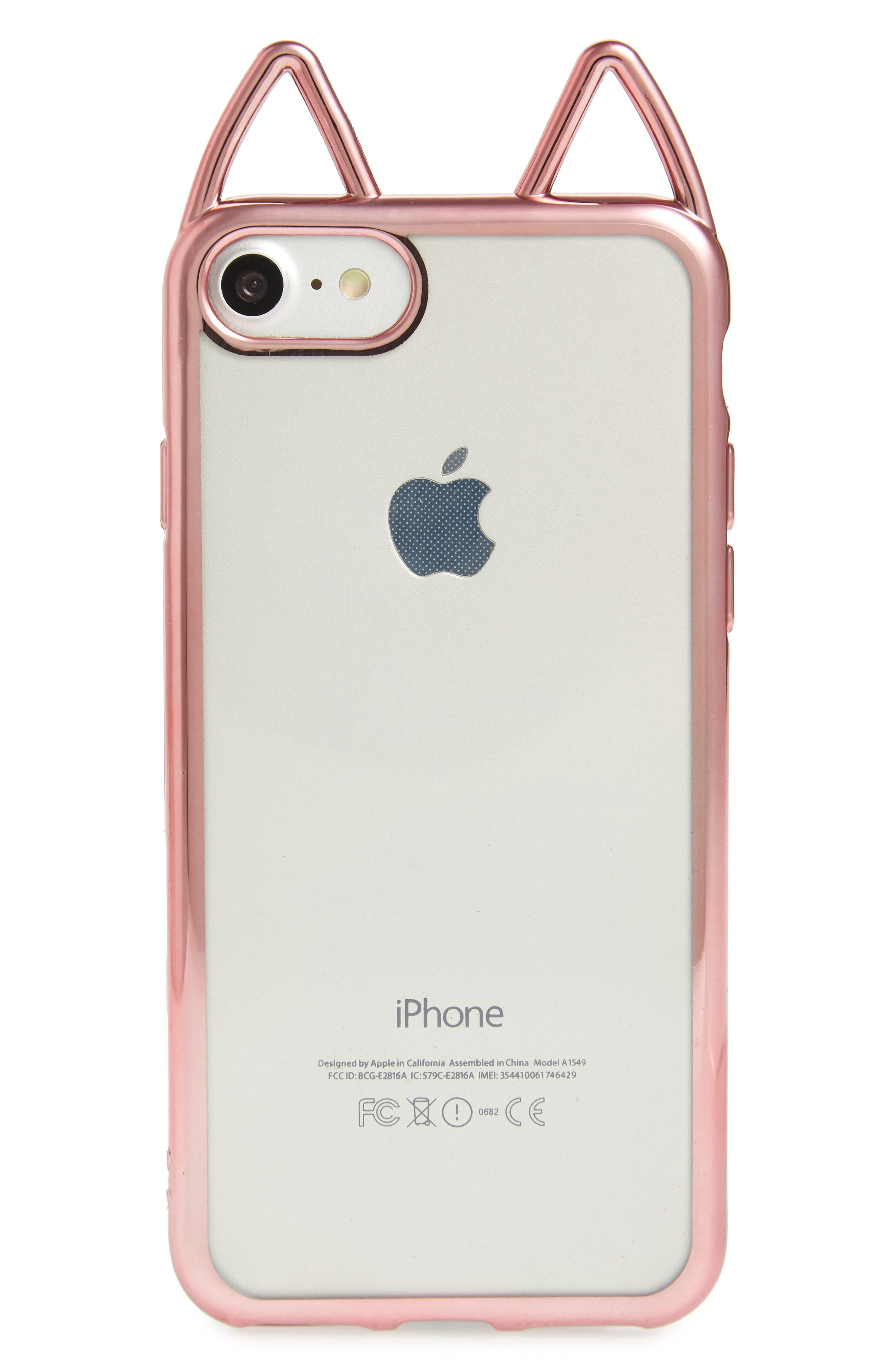 BP. Cat Ear iPhone 7 Case