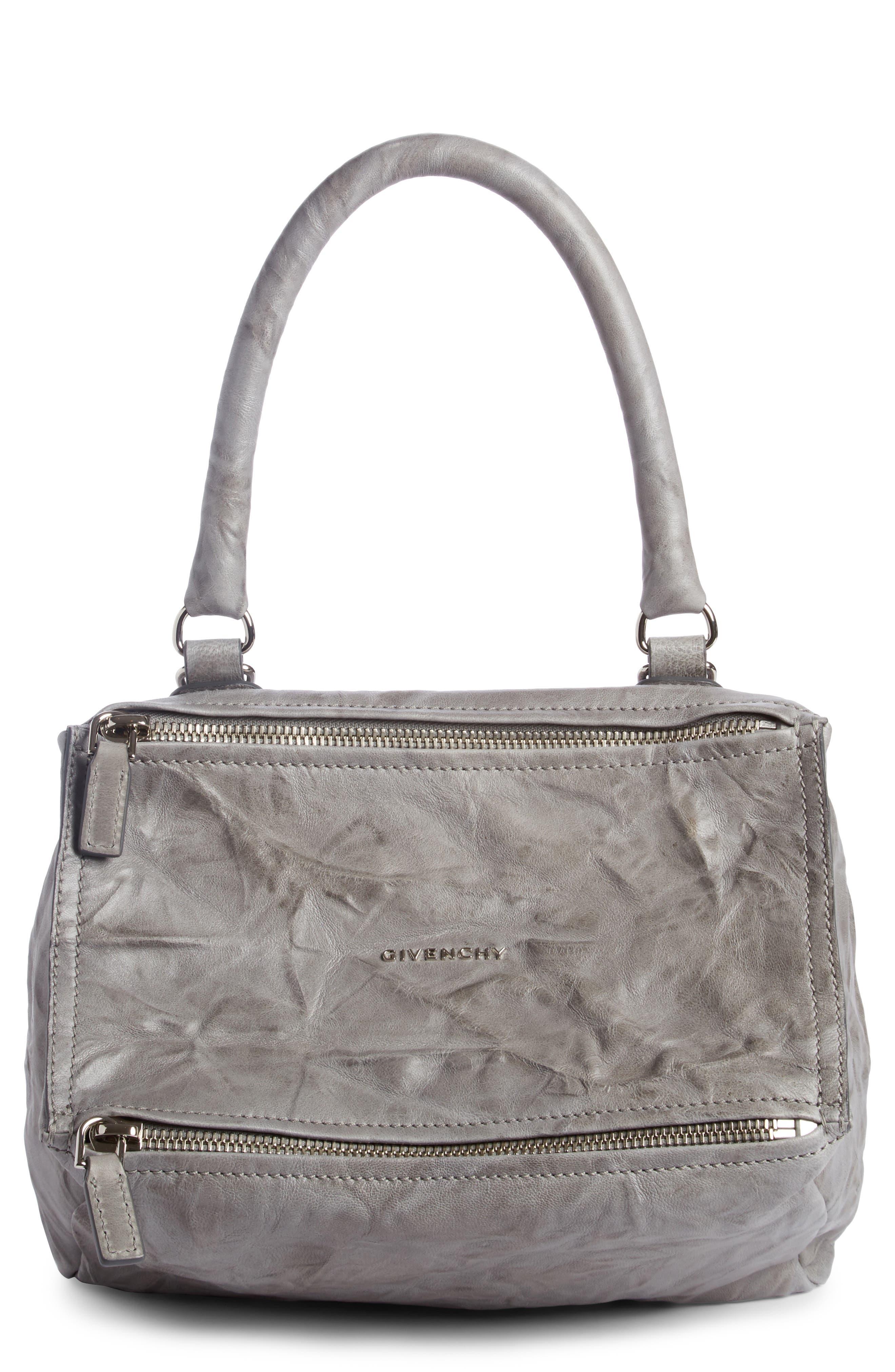 Givenchy Small Pandora Calfskin Satchel