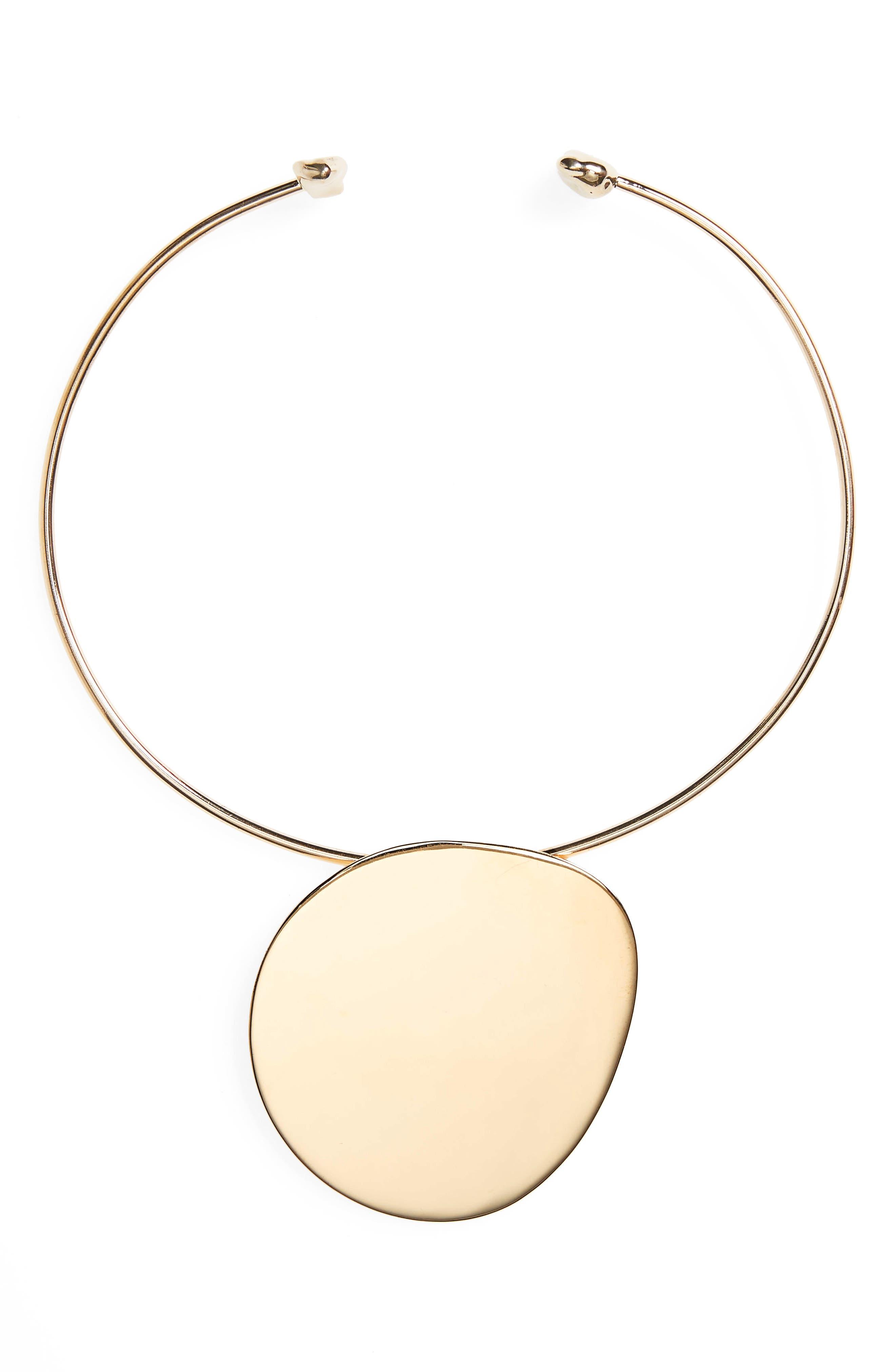 Alternate Image 1 Selected - FARIS Pendo Collar Necklace