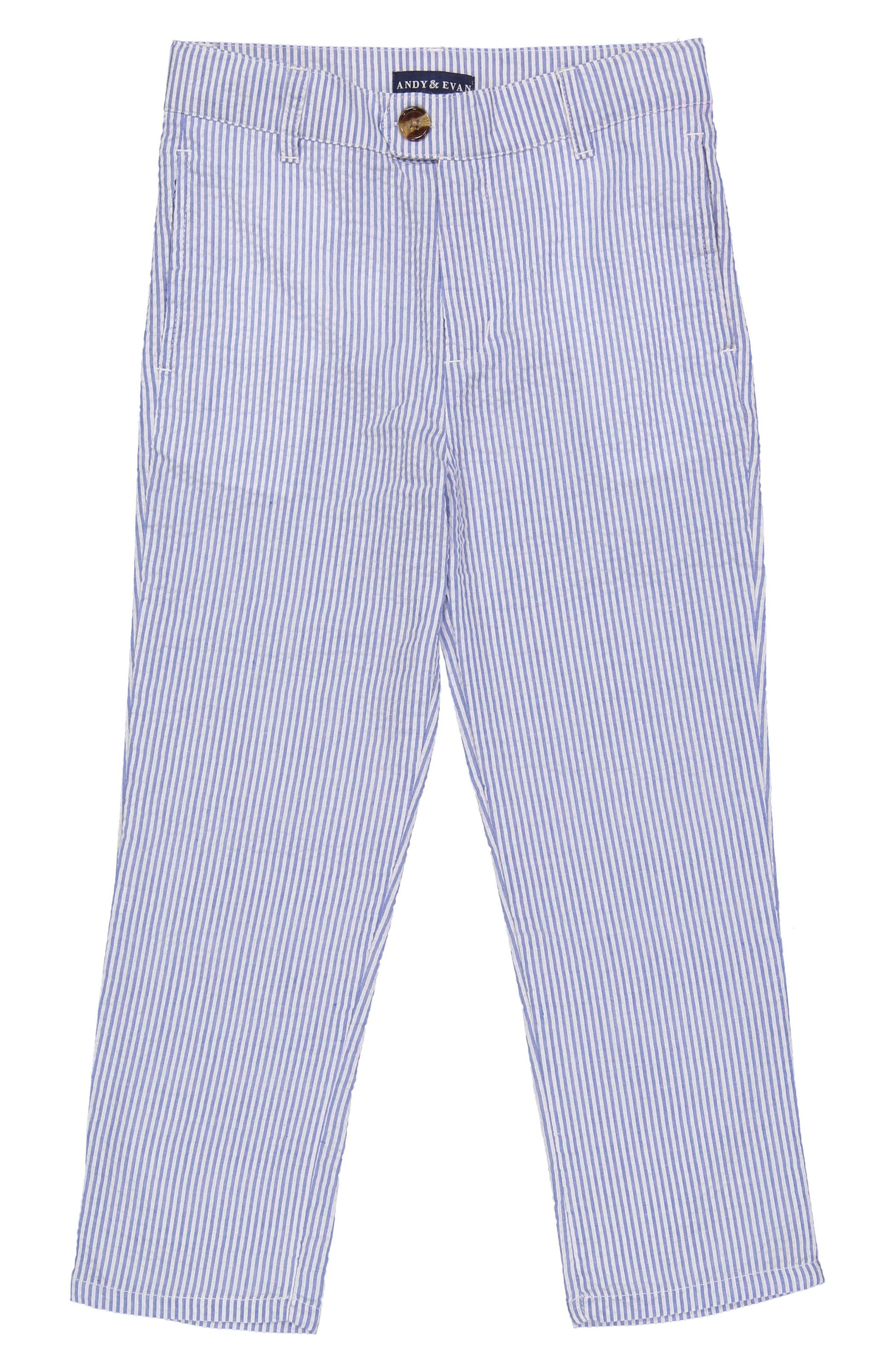 Romper, Vest & Pants Set,                             Alternate thumbnail 3, color,                             Light Blue