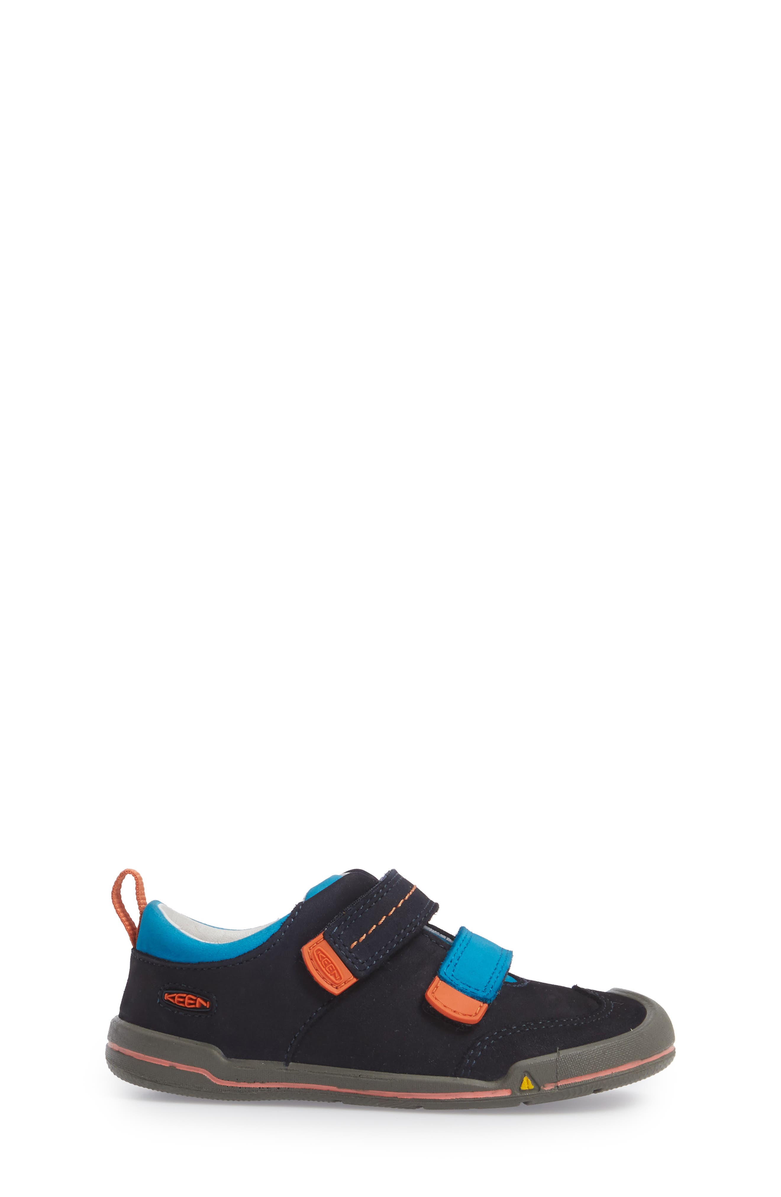 Sprout Double Strap Sneaker,                             Alternate thumbnail 3, color,                             Dress Blues/ Koi