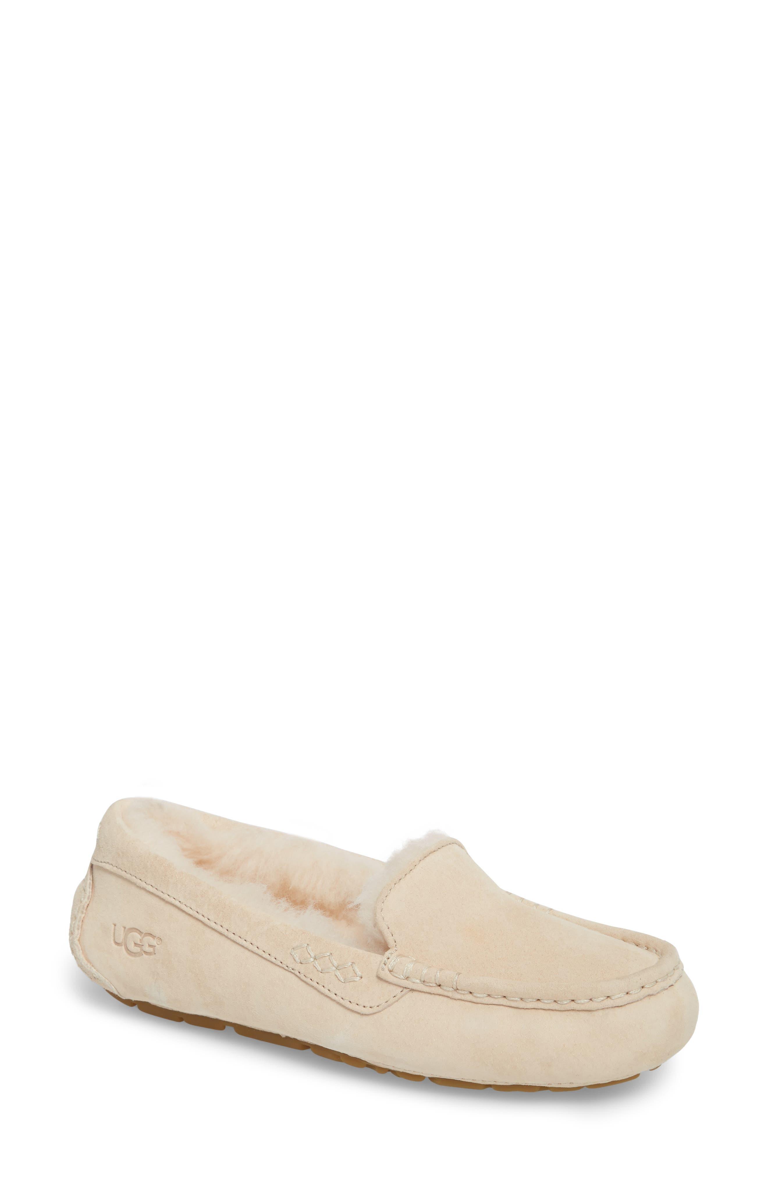 Alternate Image 1 Selected - UGG® Ansley Water Resistant Slipper (Women)