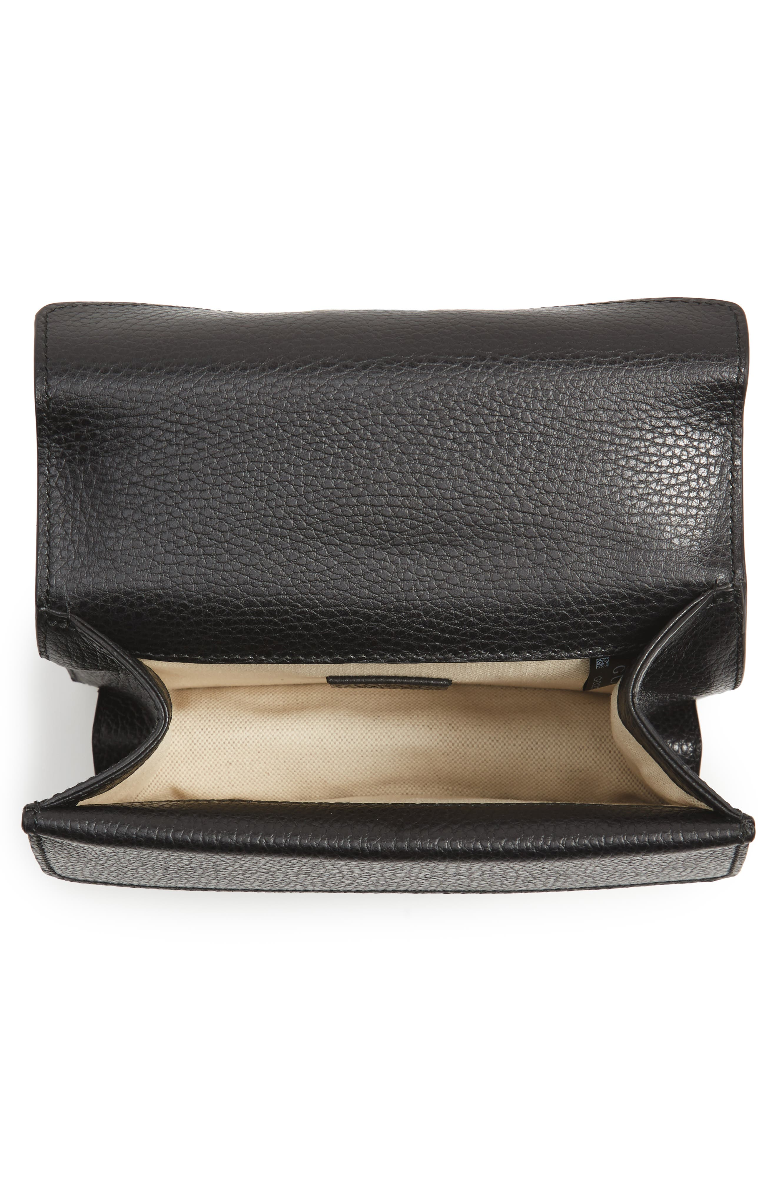 Alternate Image 4  - Gucci Mini Dionysus Leather Shoulder Bag