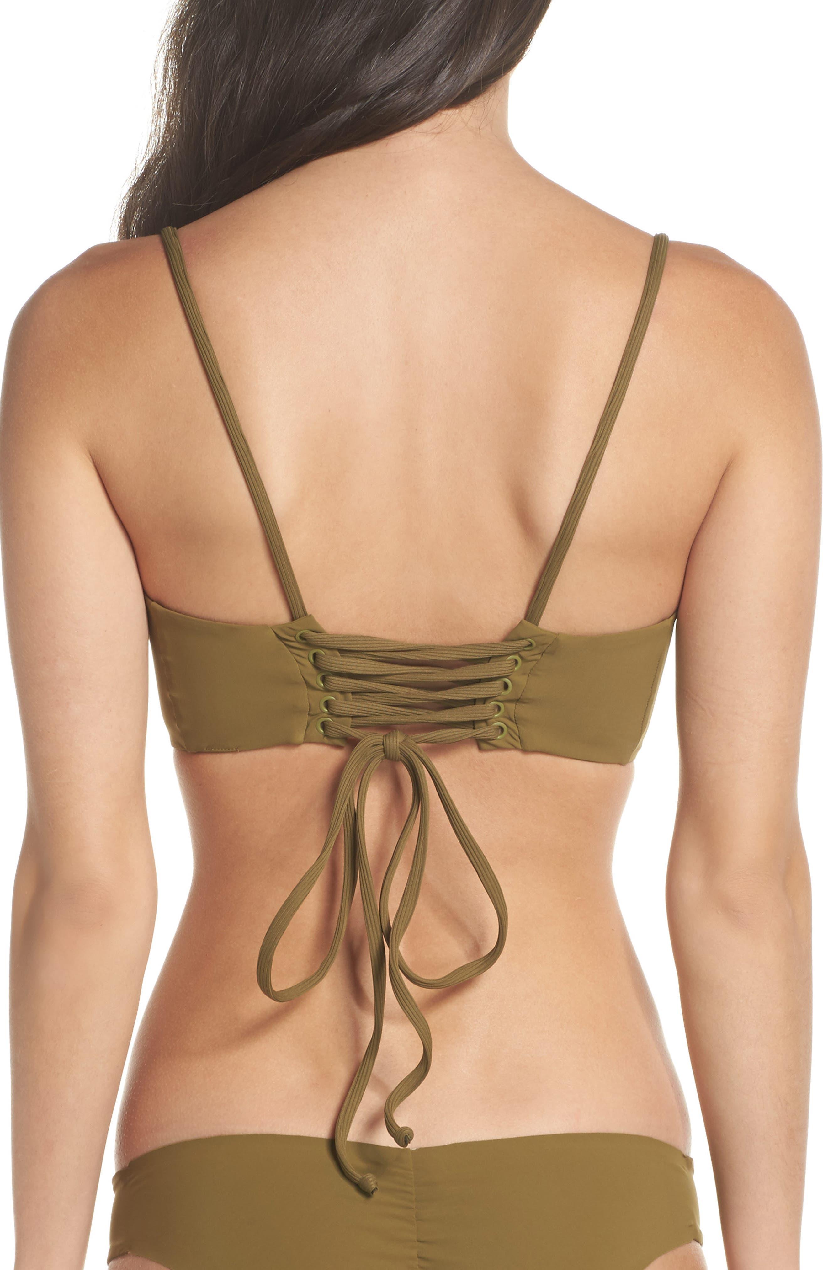 Alternate Image 7  - Boys + Arrows Ms. Jackson Bikini Top