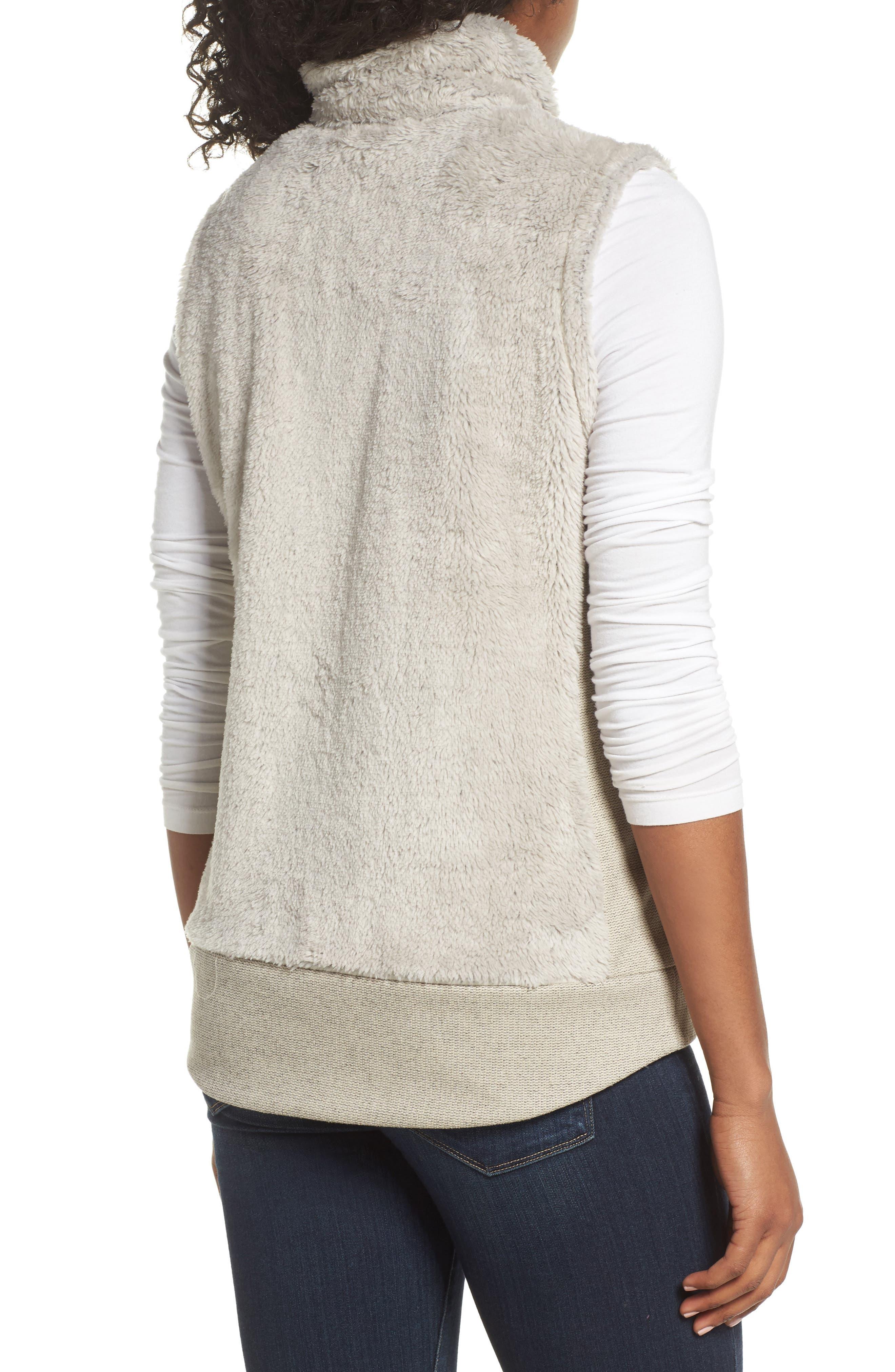 Alternate Image 2  - The North Face Faux Fur Vest