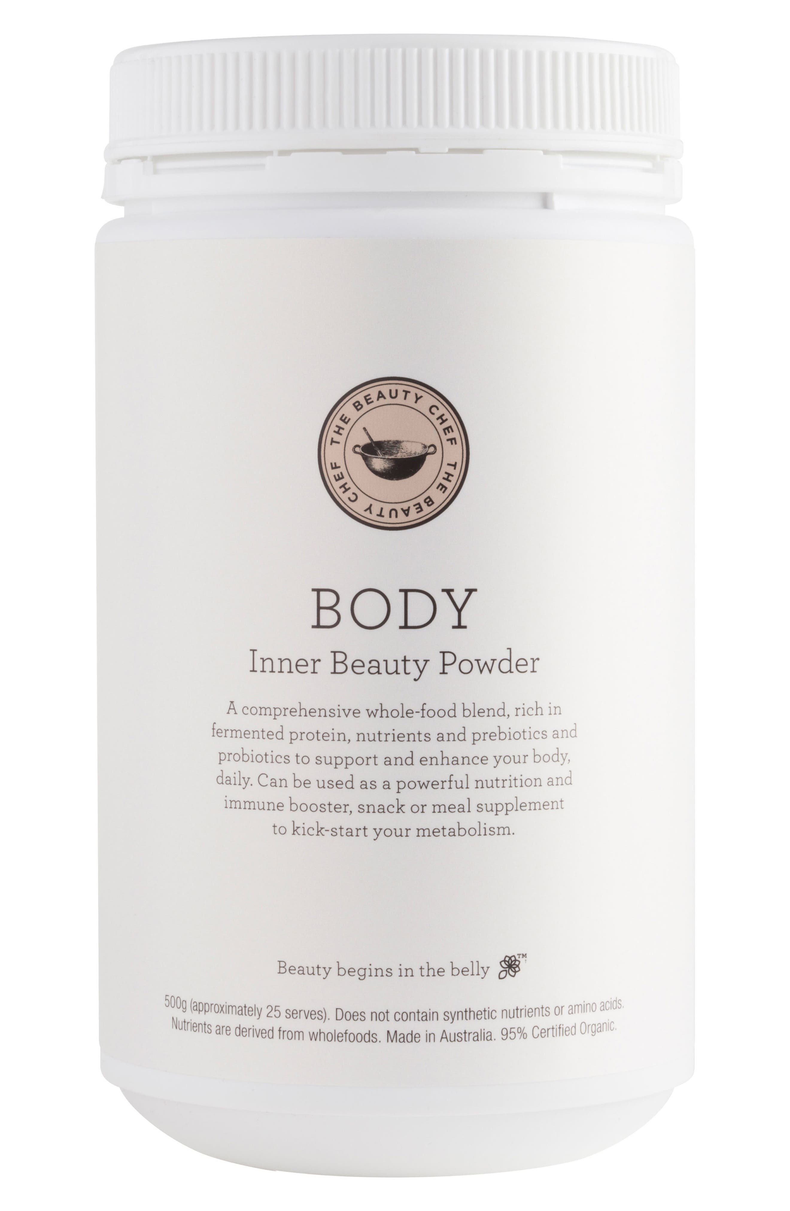 Body Inner Beauty Powder with Matcha,                             Main thumbnail 1, color,                             Chocolate With Matcha