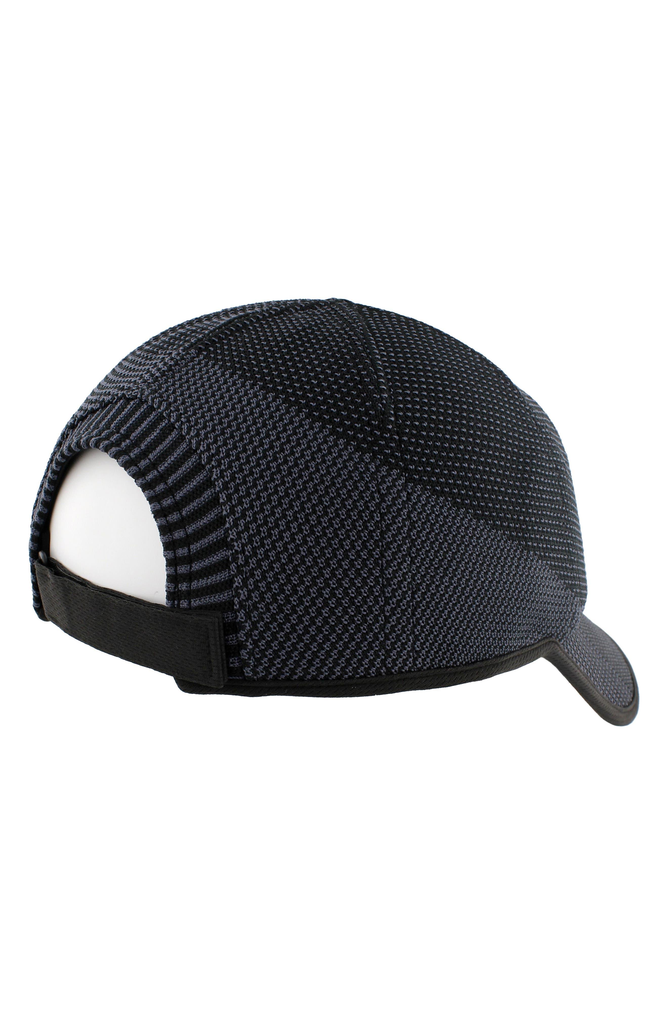 NMD Prime Ball Cap,                             Alternate thumbnail 5, color,                             Black