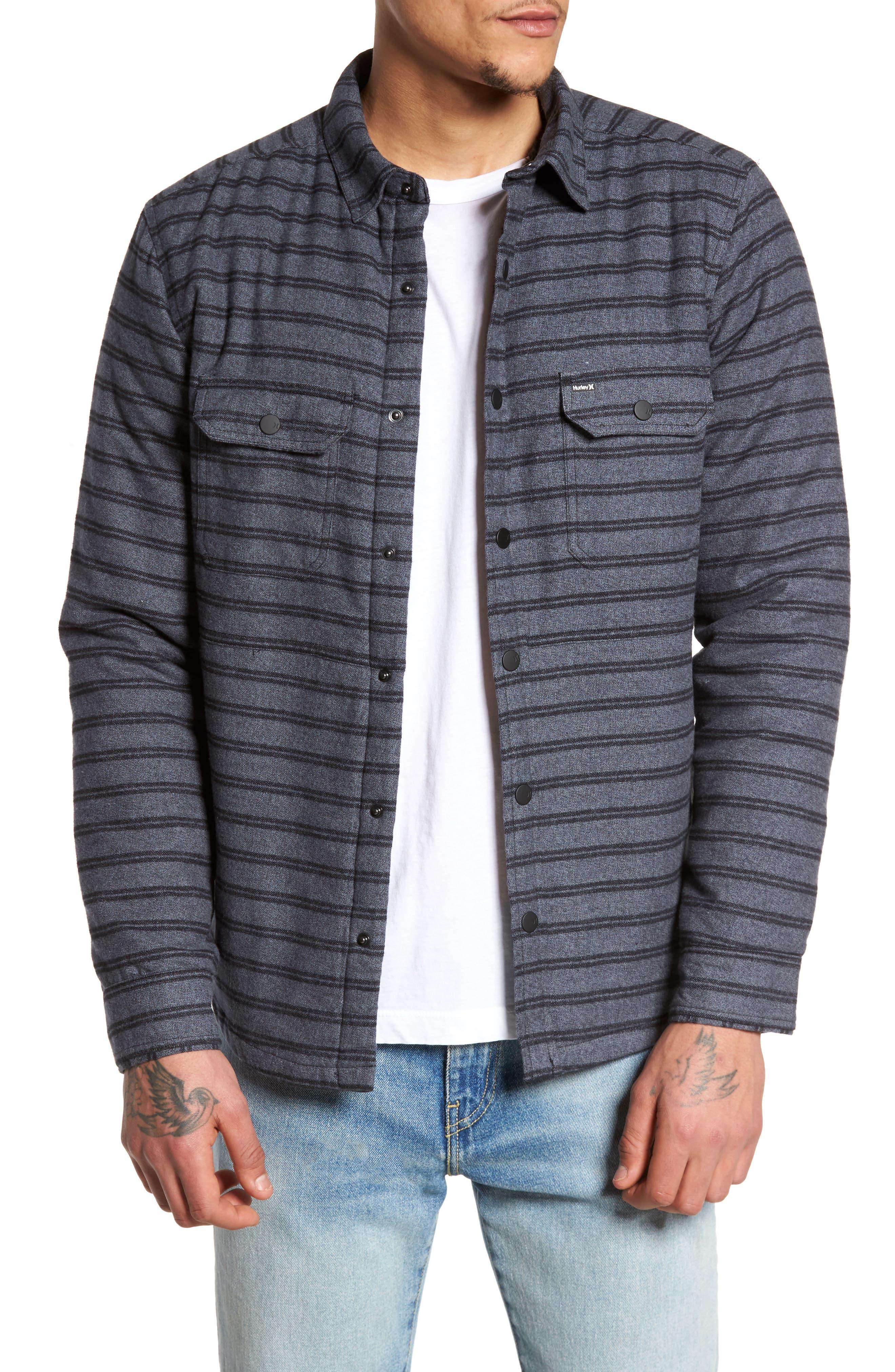 Main Image - Hurley Dispatch Shirt Jacket