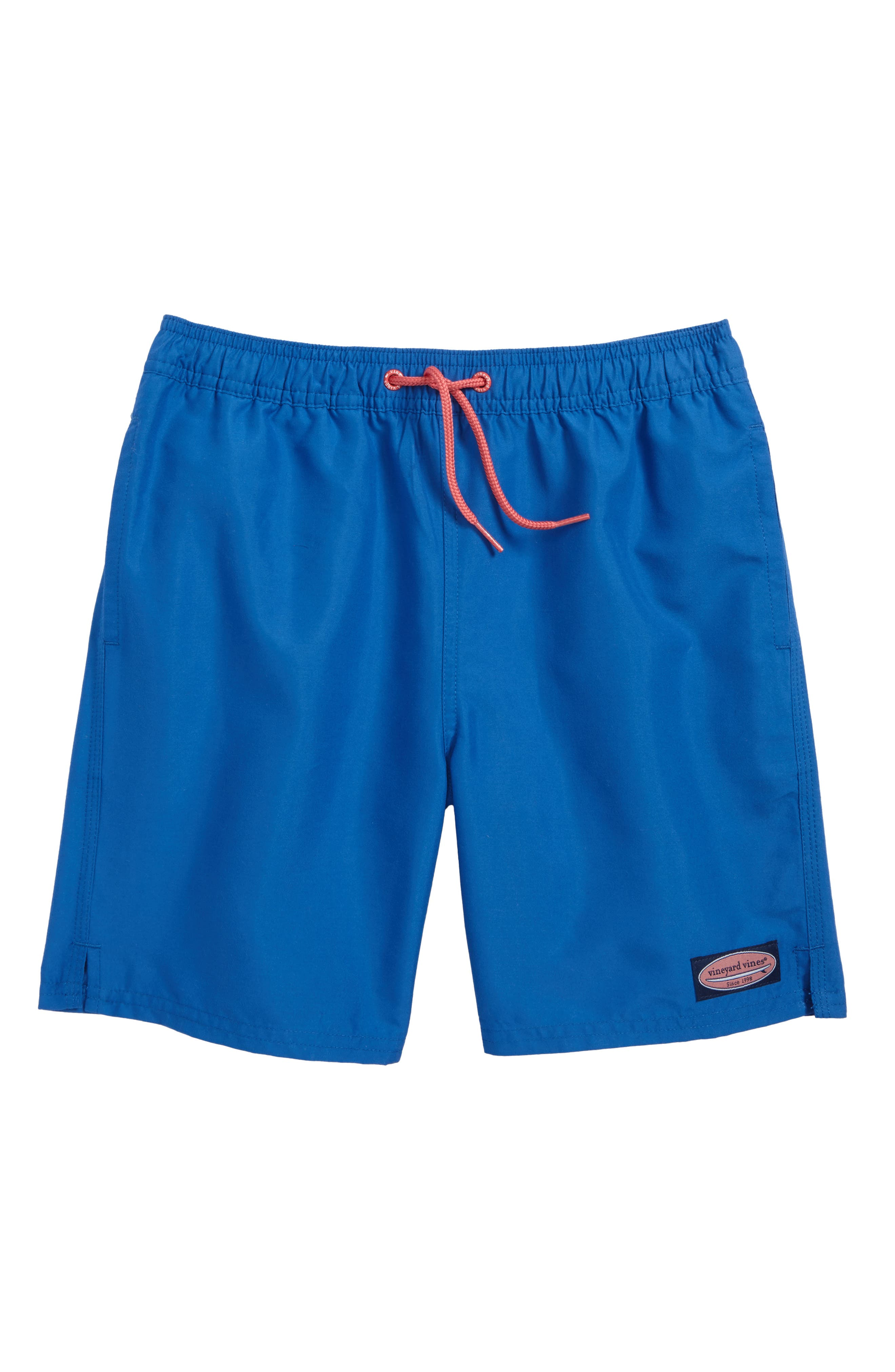 Main Image - Vineyard Vines Bungalow Board Shorts (Big Boys)