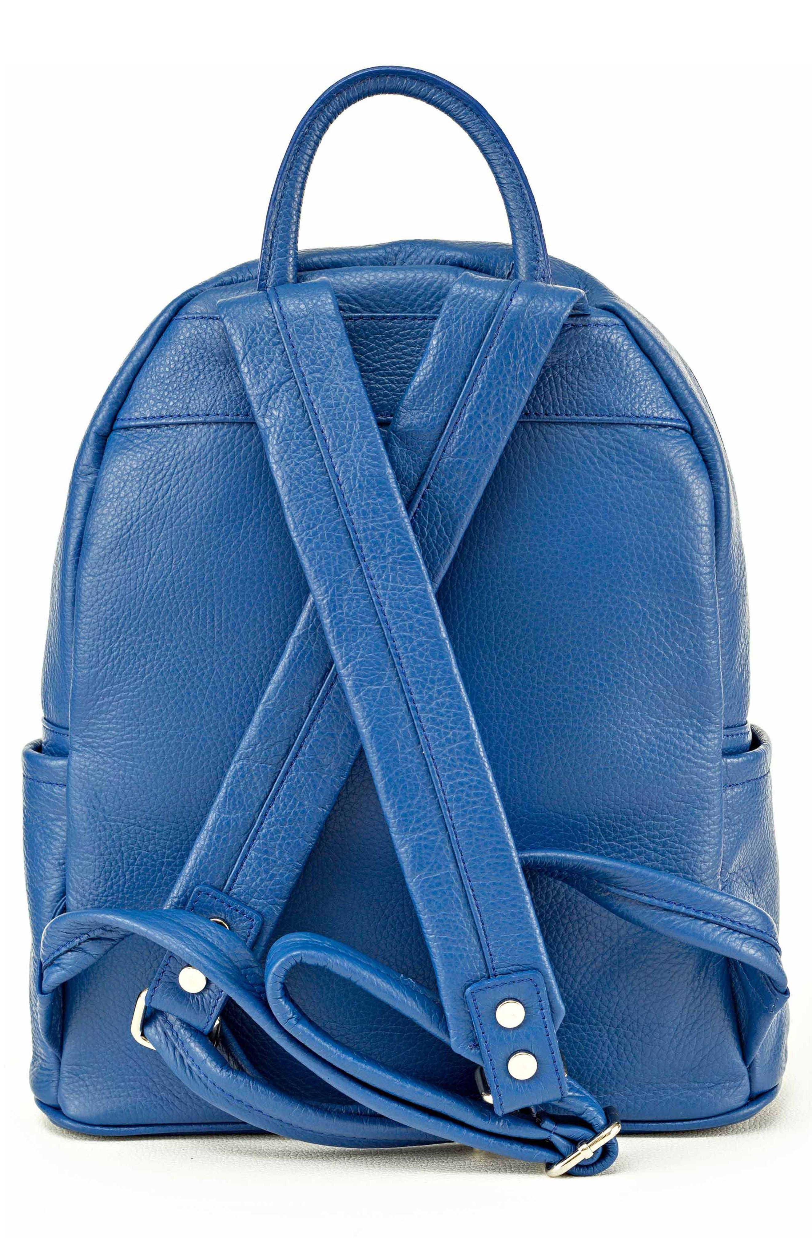 Alternate Image 2  - MONTEZEMOLO Leather Backpack
